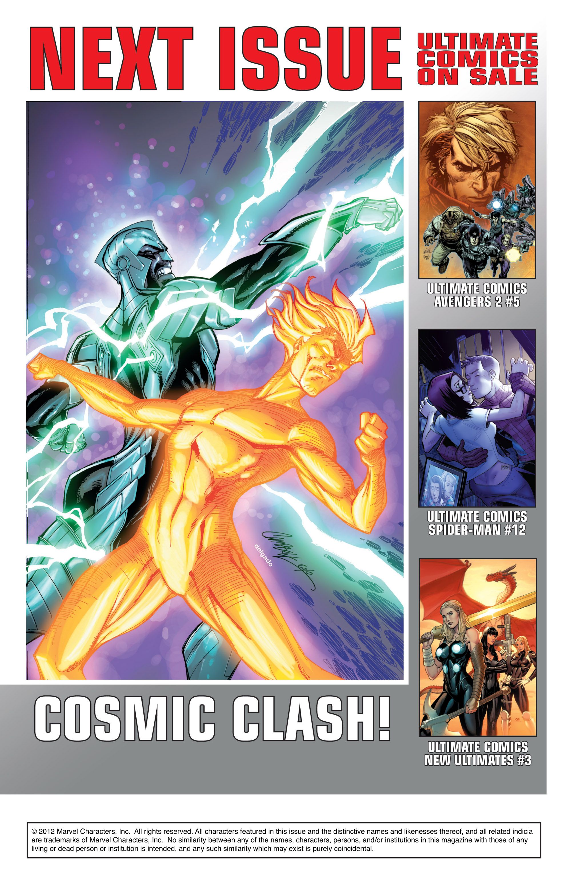 Read online Ultimate Comics Doomsday comic -  Issue # Full - 105