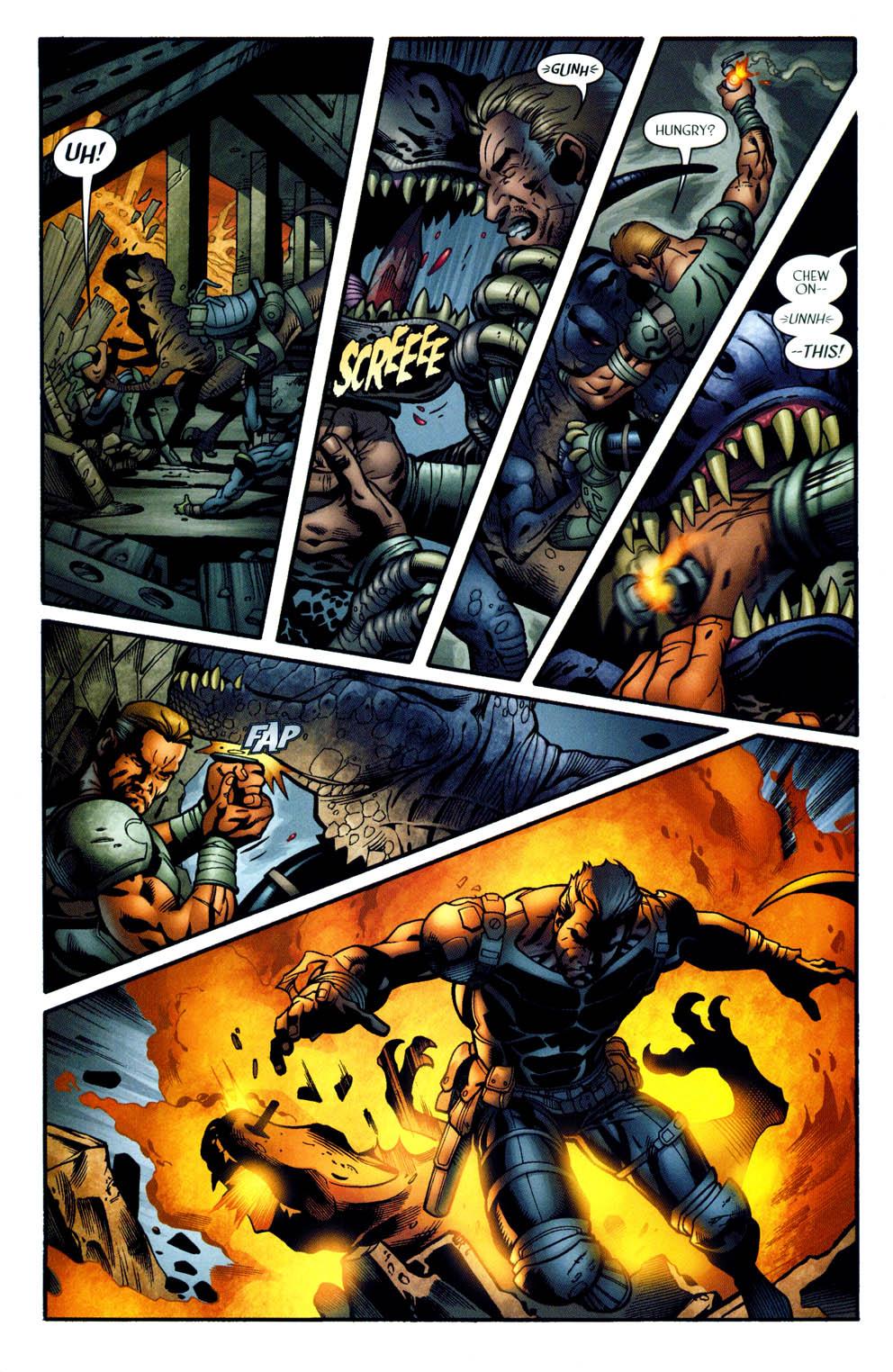 Read online Sigil (2000) comic -  Issue #35 - 17
