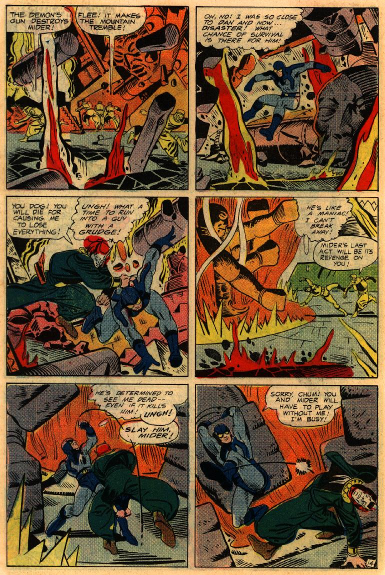 Blue Beetle (1967) issue 4 - Page 18