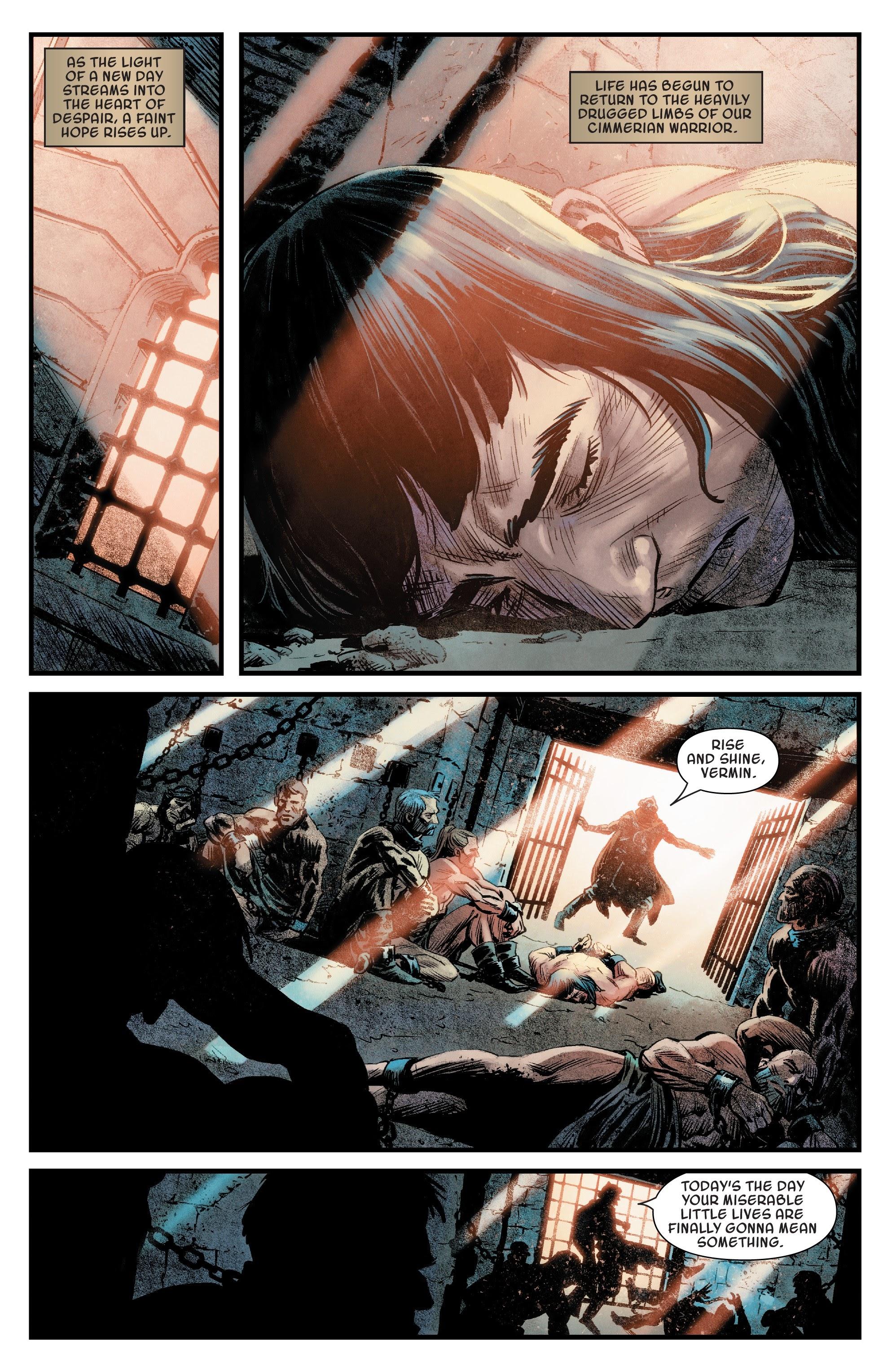 Read online Savage Sword of Conan comic -  Issue #6 - 10