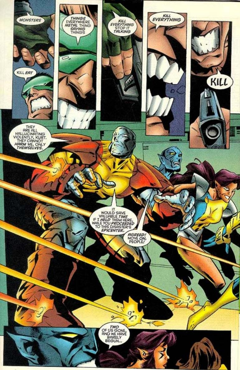 Excalibur (1988) issue 100 - Page 16