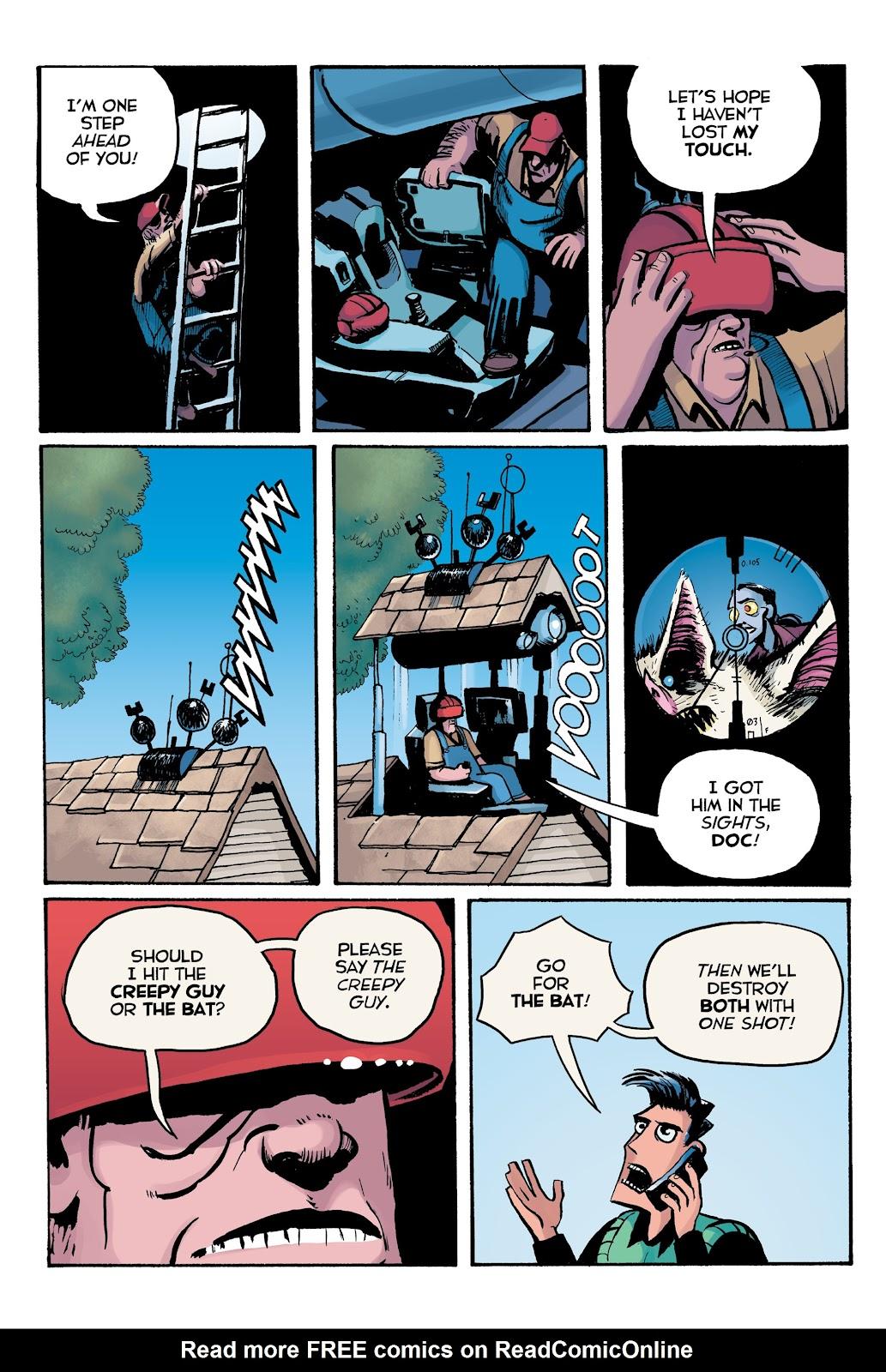Read online Creature Tech (2019) comic -  Issue # TPB (Part 2) - 19