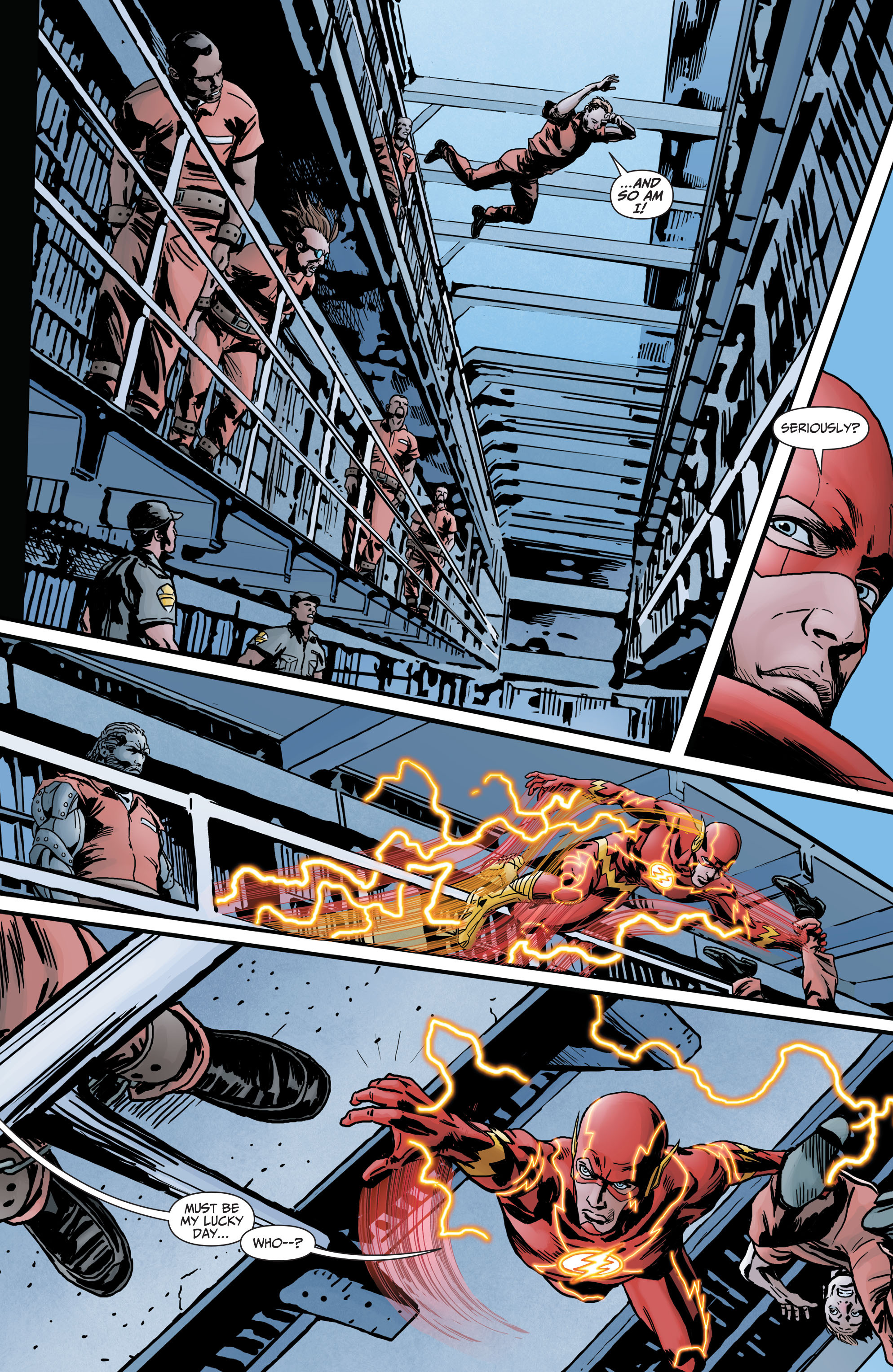 Read online The Flash (2011) comic -  Issue # _TPB 5 - 79