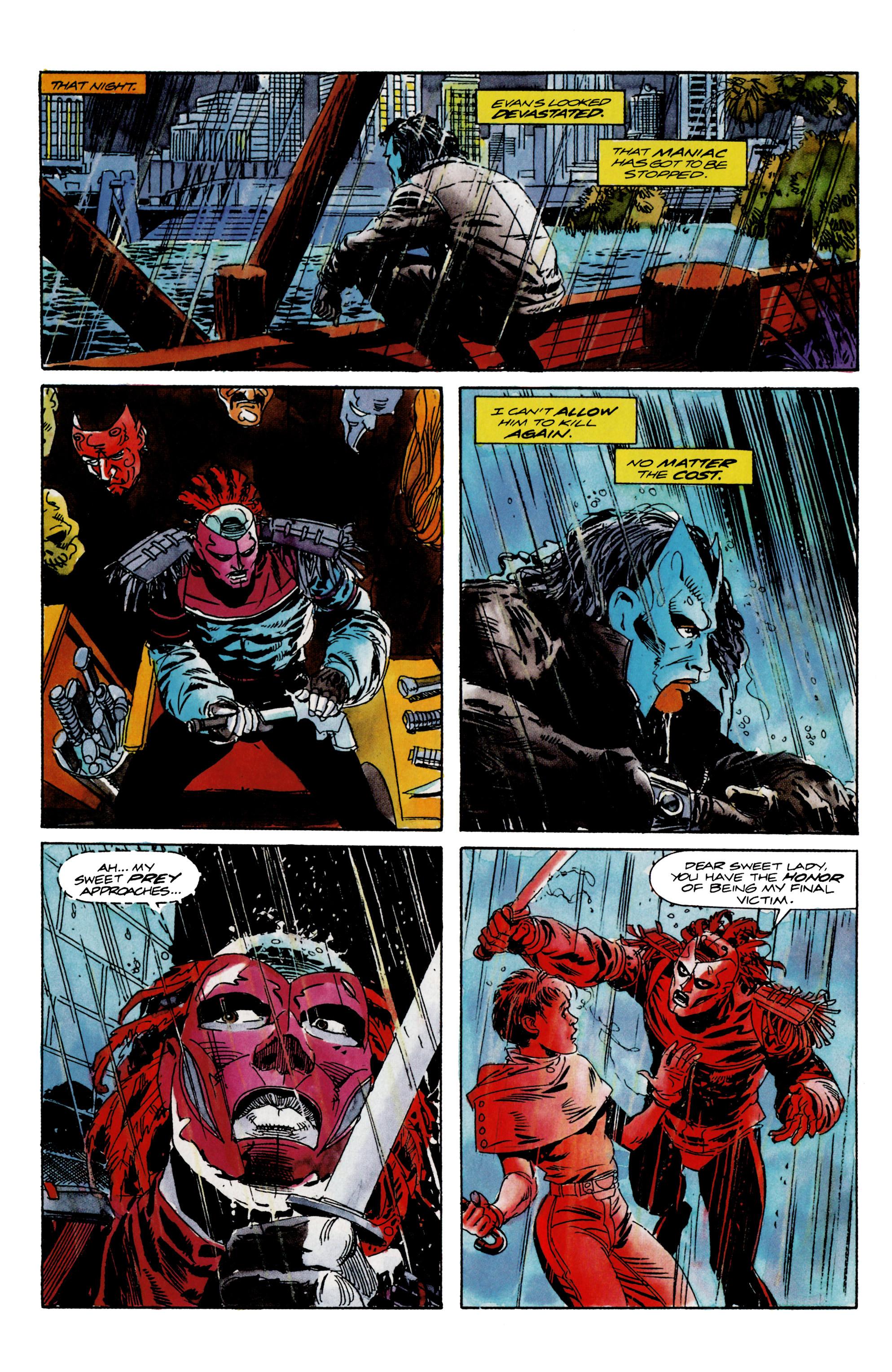 Read online Shadowman (1992) comic -  Issue #13 - 16