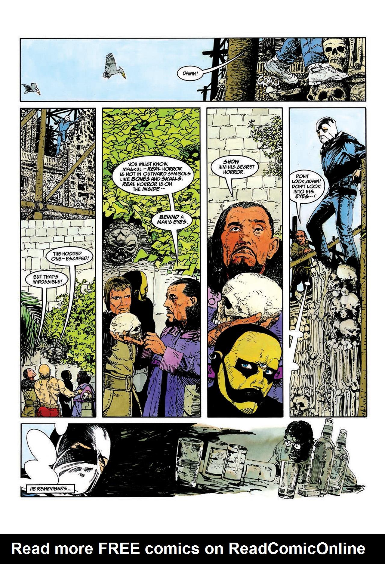 Read online Mazeworld comic -  Issue # TPB - 39
