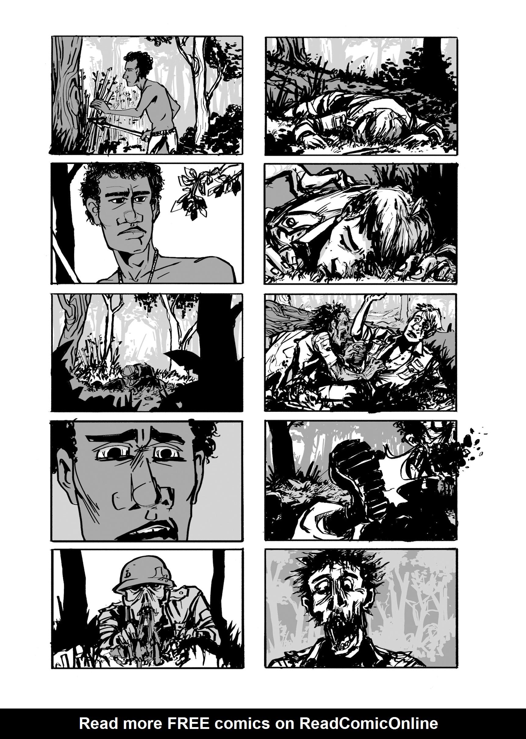 Read online FUBAR comic -  Issue #2 - 211