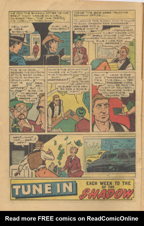 Read online Shadow Comics comic -  Issue #95 - 4