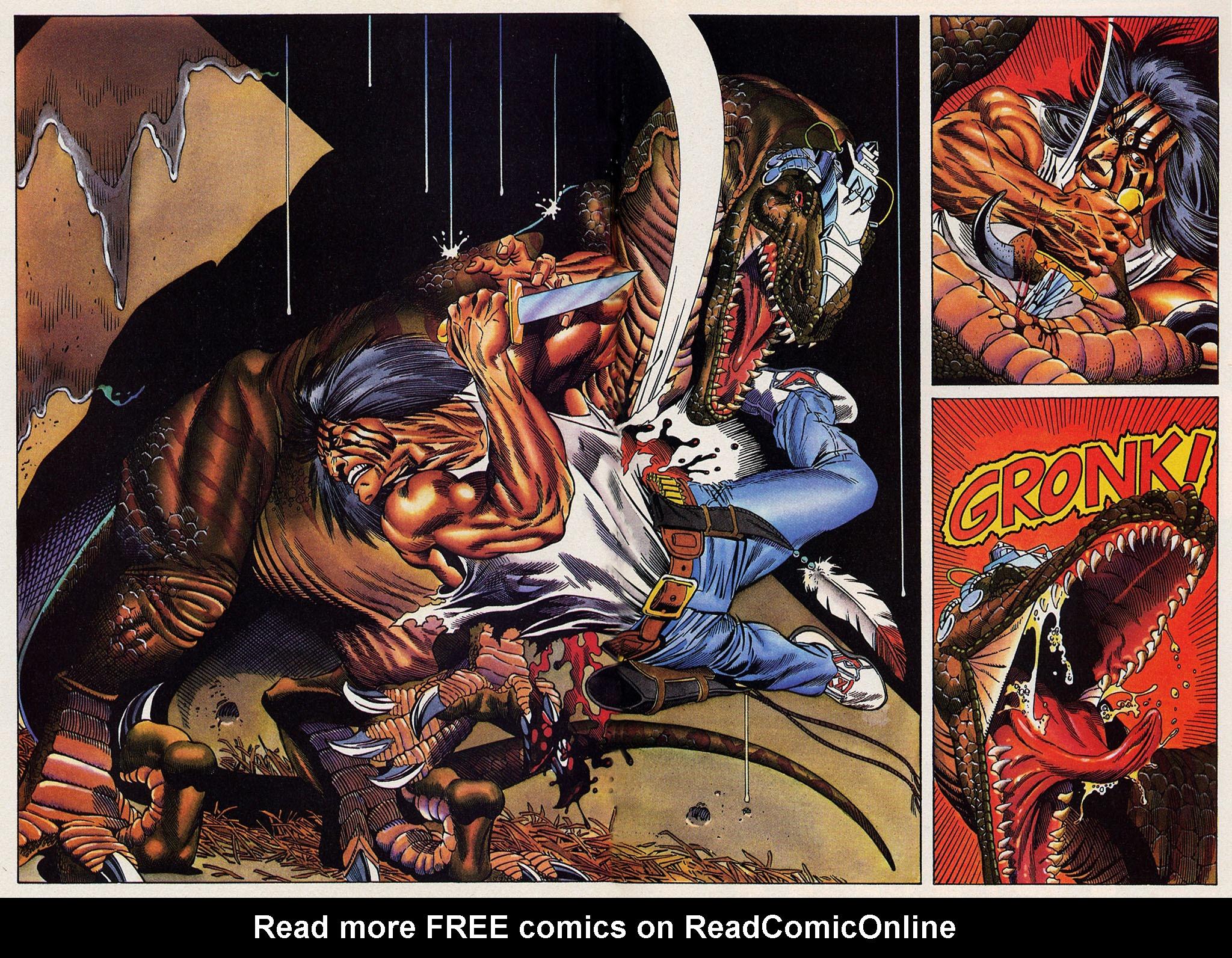 Read online Turok, Dinosaur Hunter (1993) comic -  Issue #12 - 3