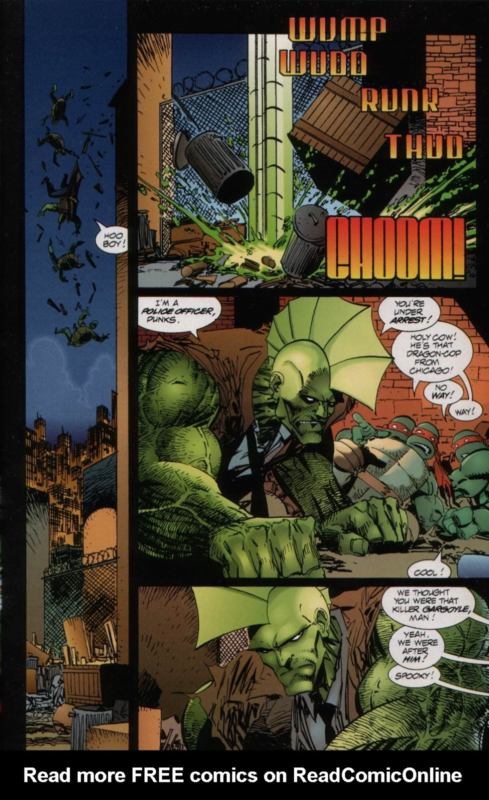 The Savage Dragon (1993) Issue #2 #4 - English 10