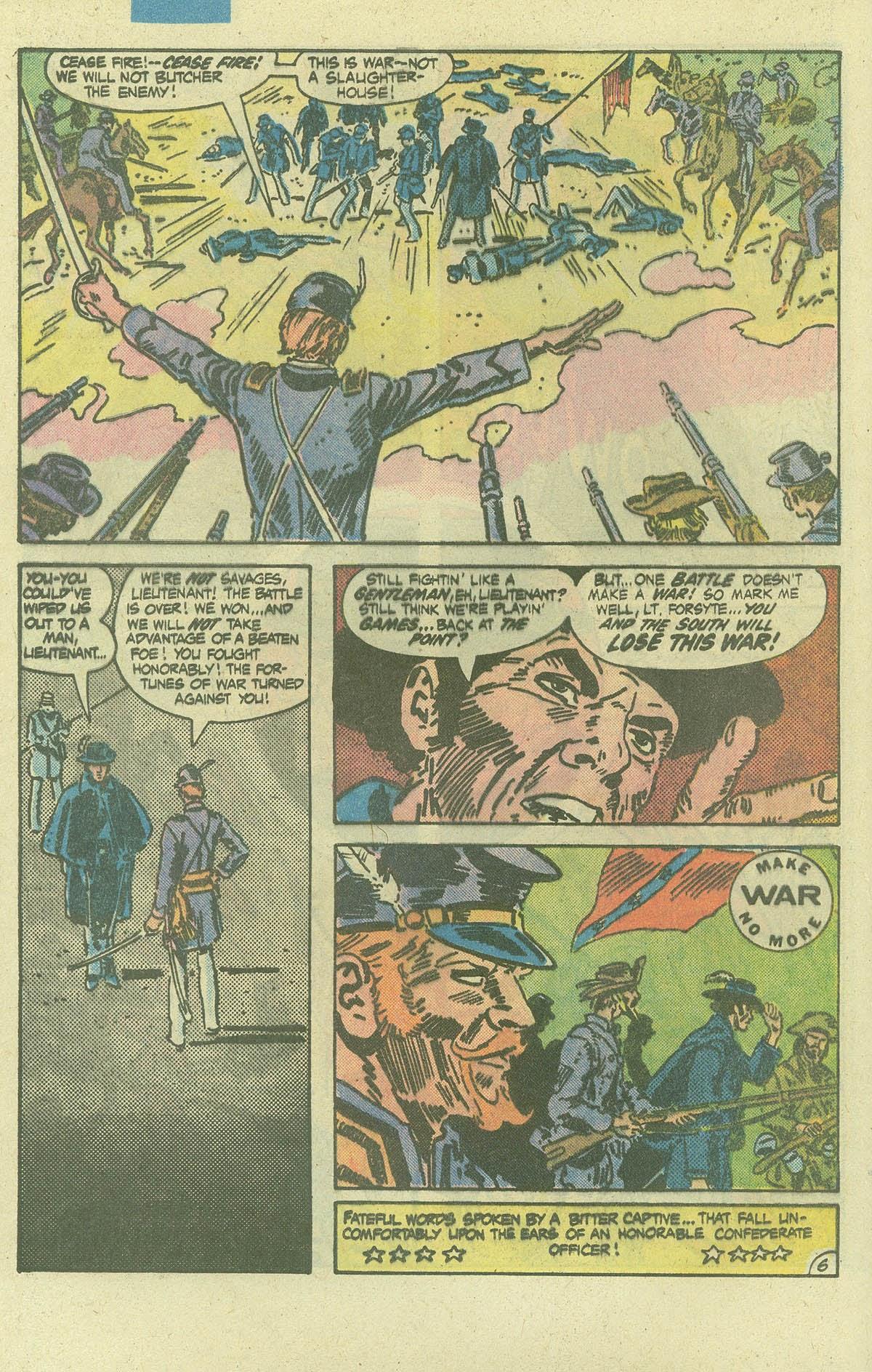 Read online Sgt. Rock comic -  Issue #386 - 23