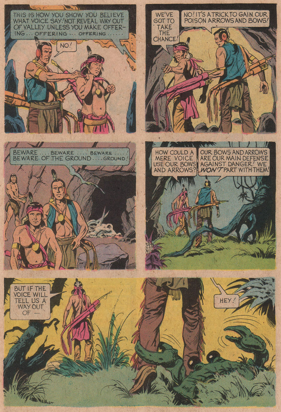 Read online Turok, Son of Stone comic -  Issue #91 - 11
