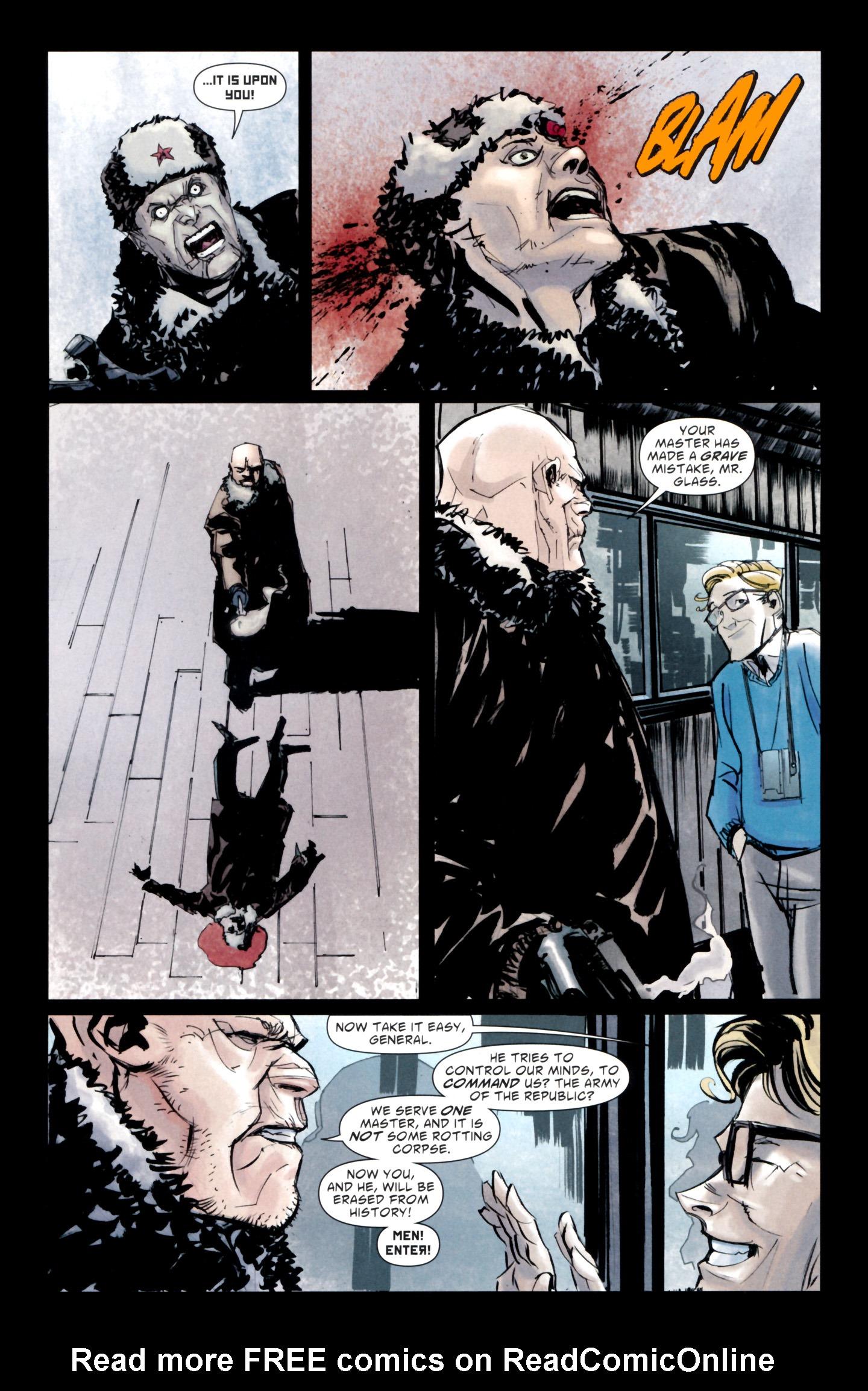 Read online American Vampire: Lord of Nightmares comic -  Issue #3 - 13