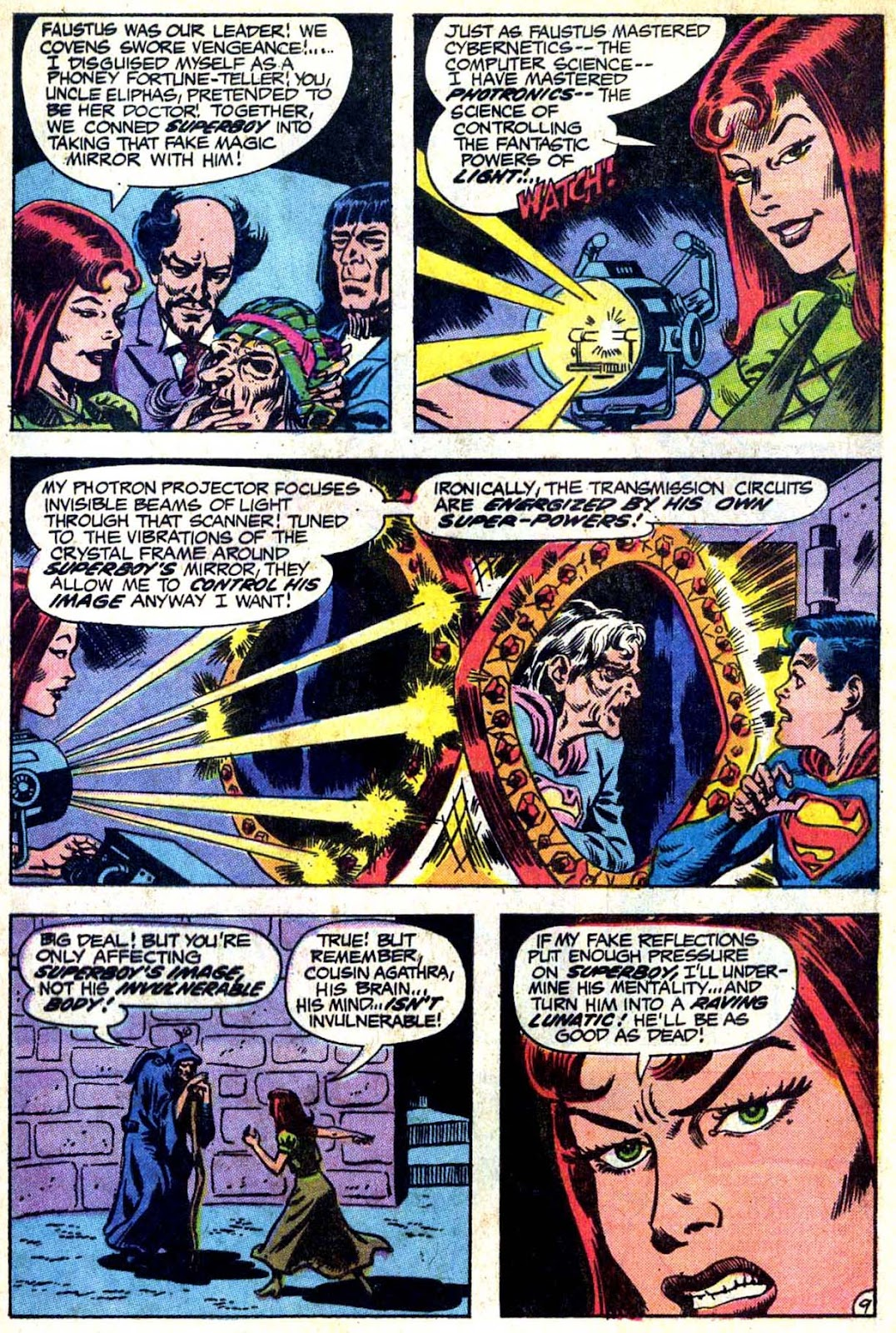 Superboy (1949) issue 184 - Page 9