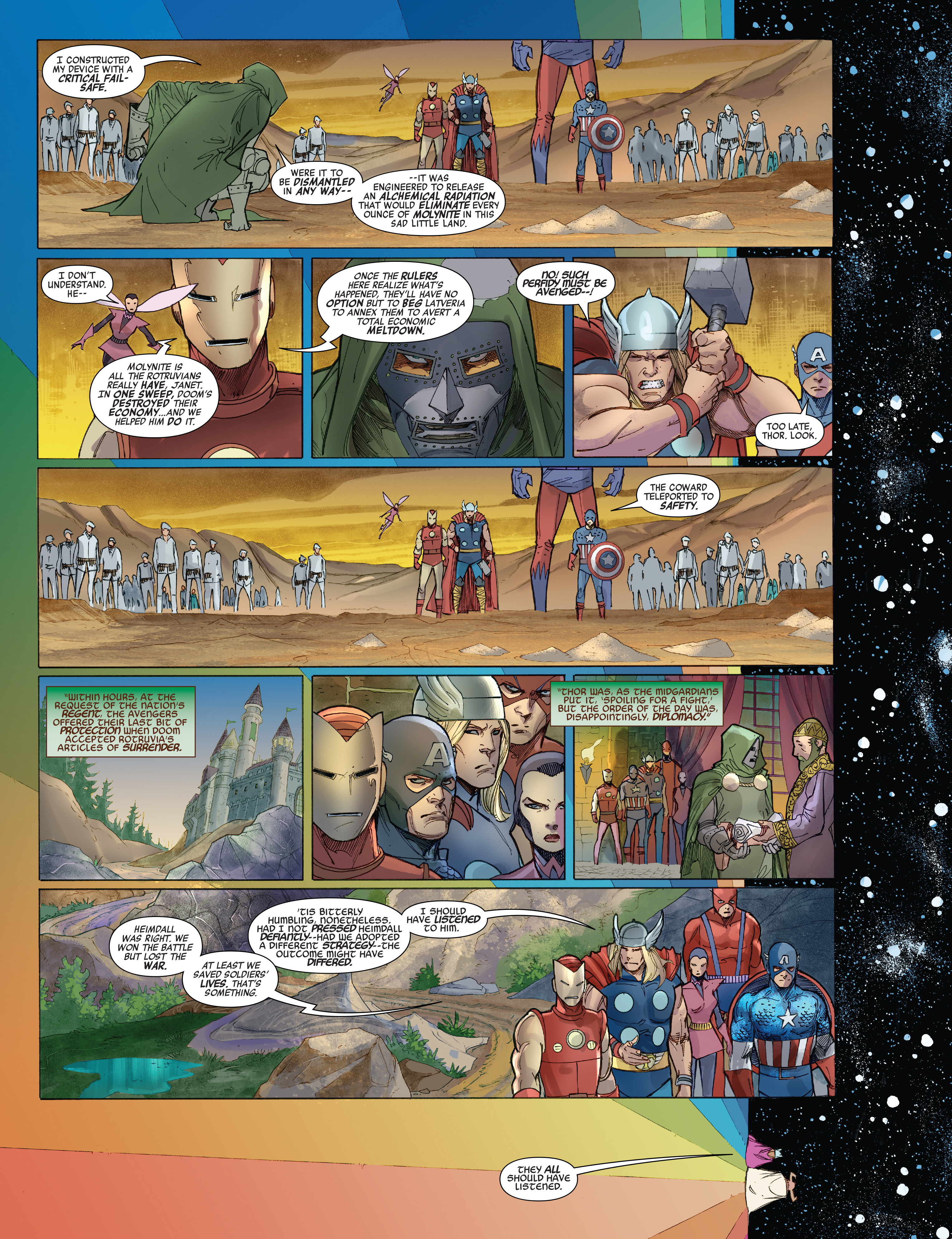 Read online All-New, All-Different Avengers comic -  Issue #15 - 11