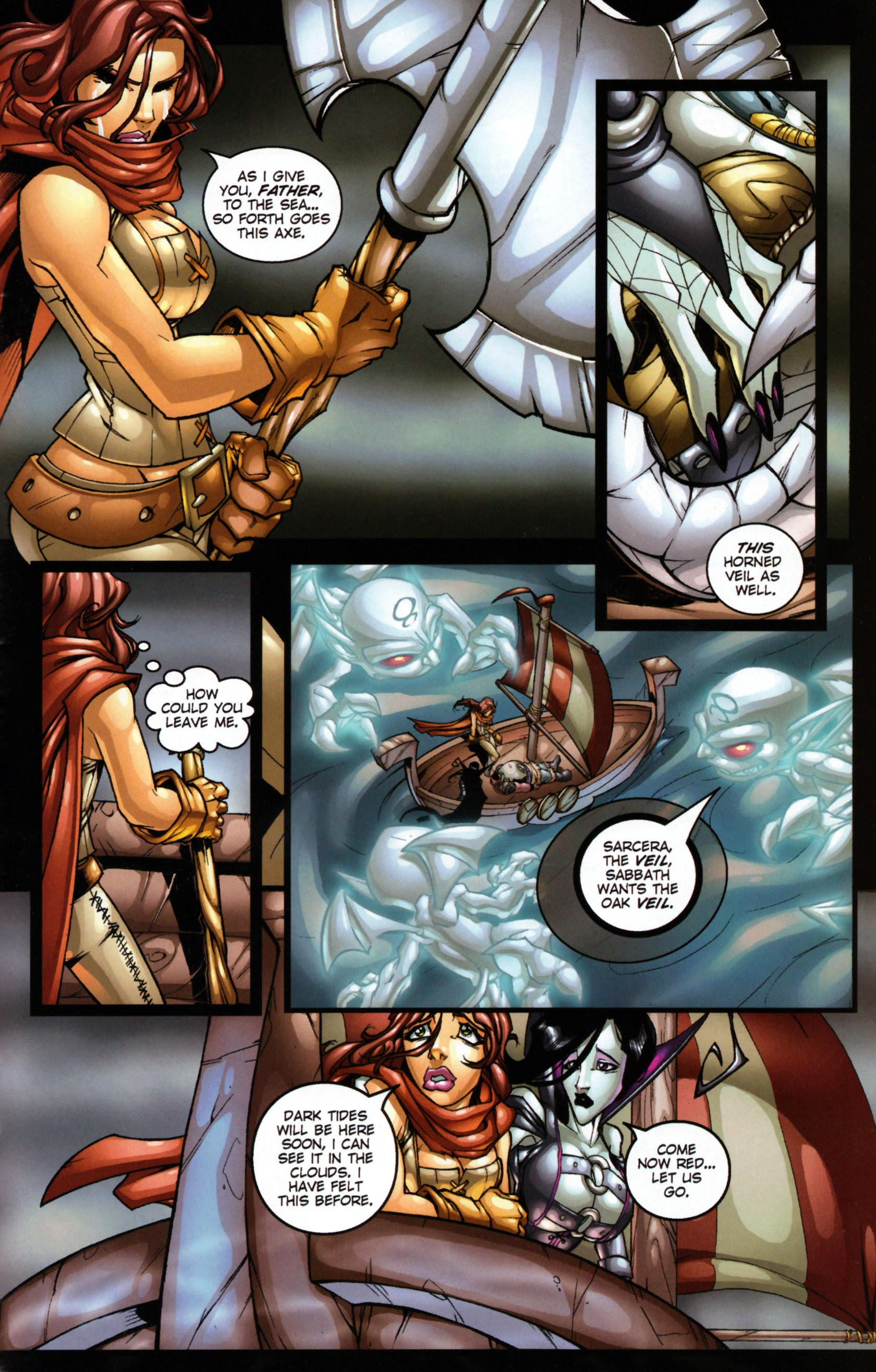 Read online Abiding Perdition comic -  Issue #3 - 23
