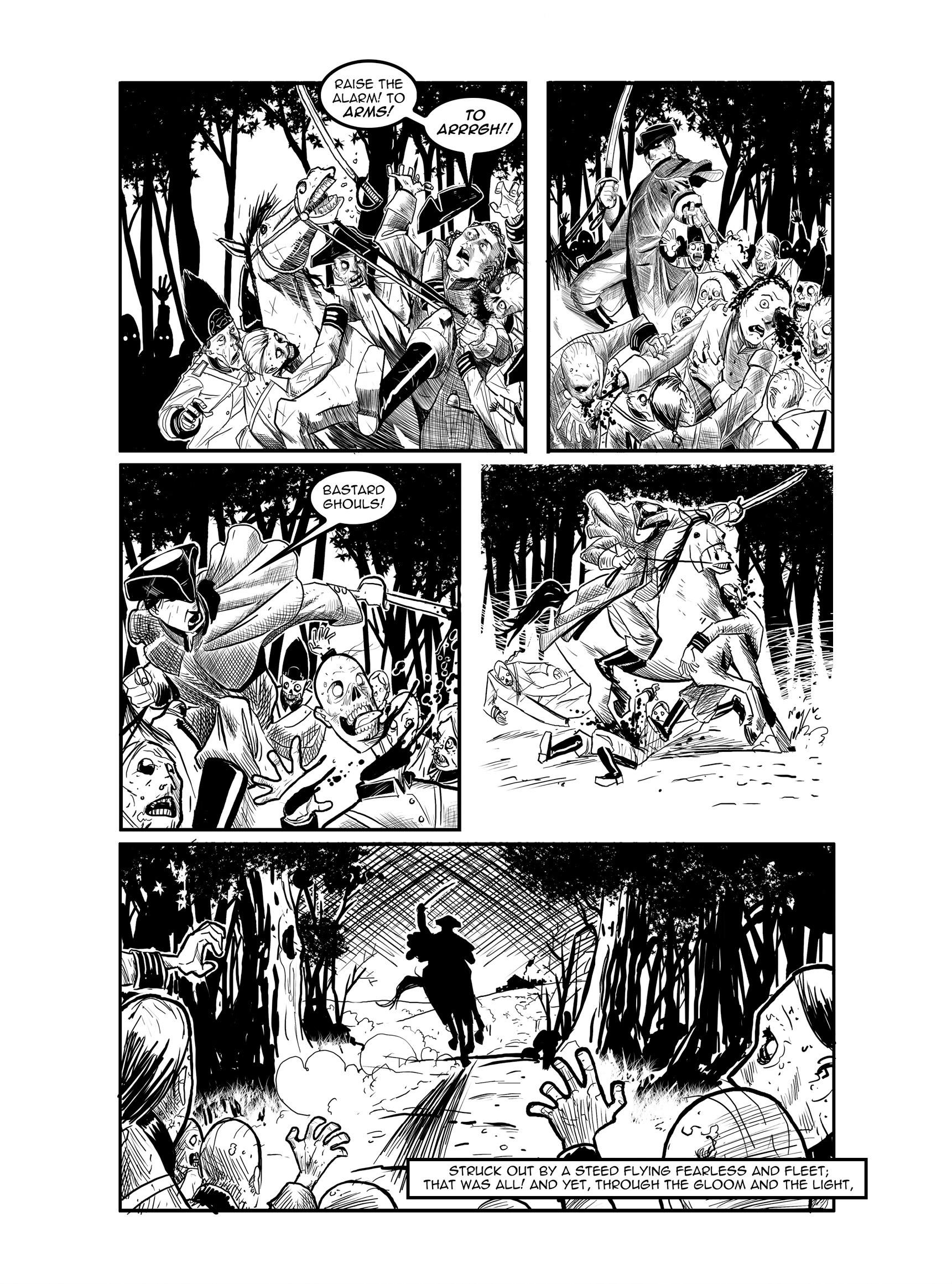 Read online FUBAR comic -  Issue #3 - 52