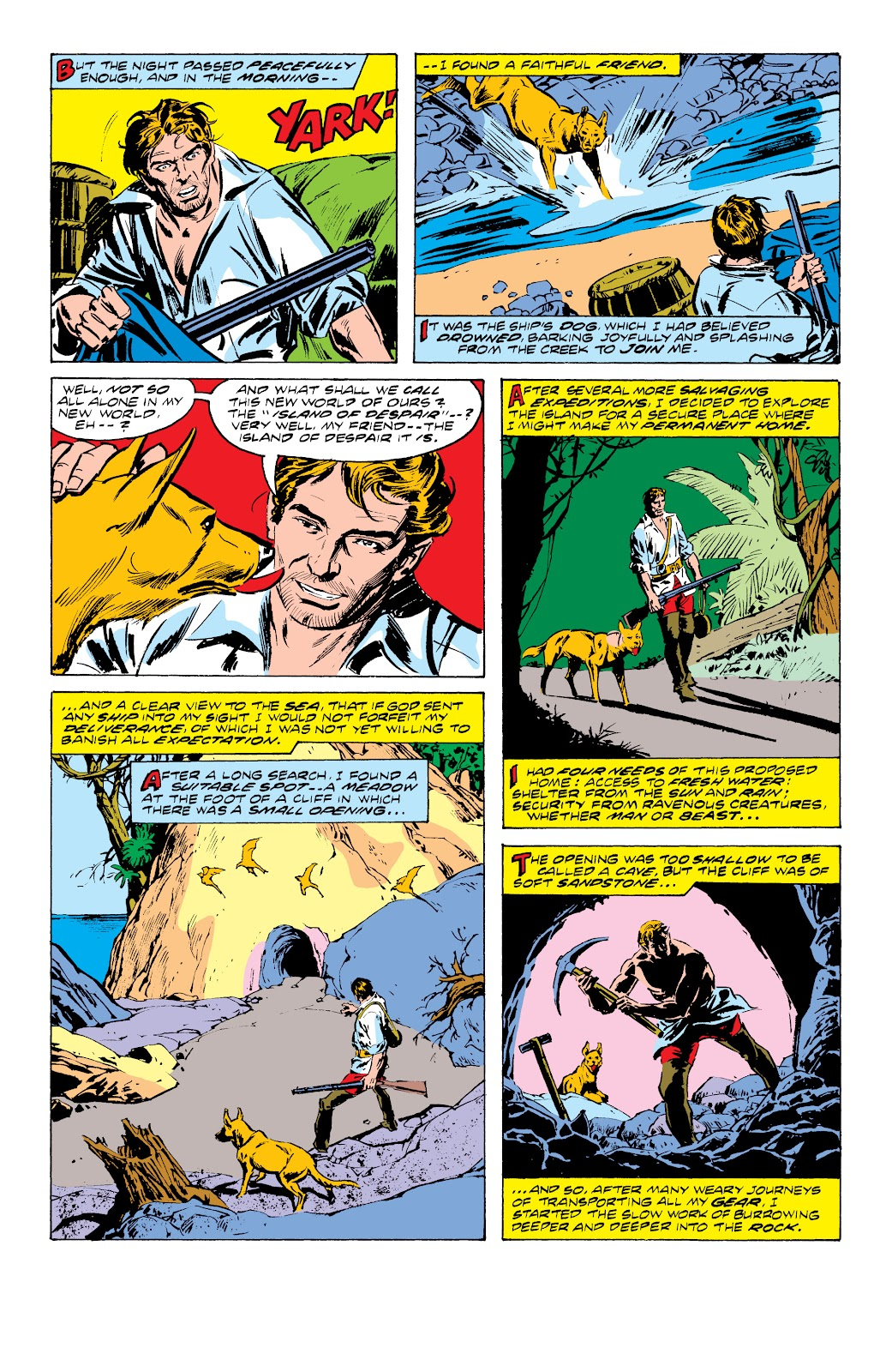 Marvel Classics Comics Series Featuring issue 19 - Page 19
