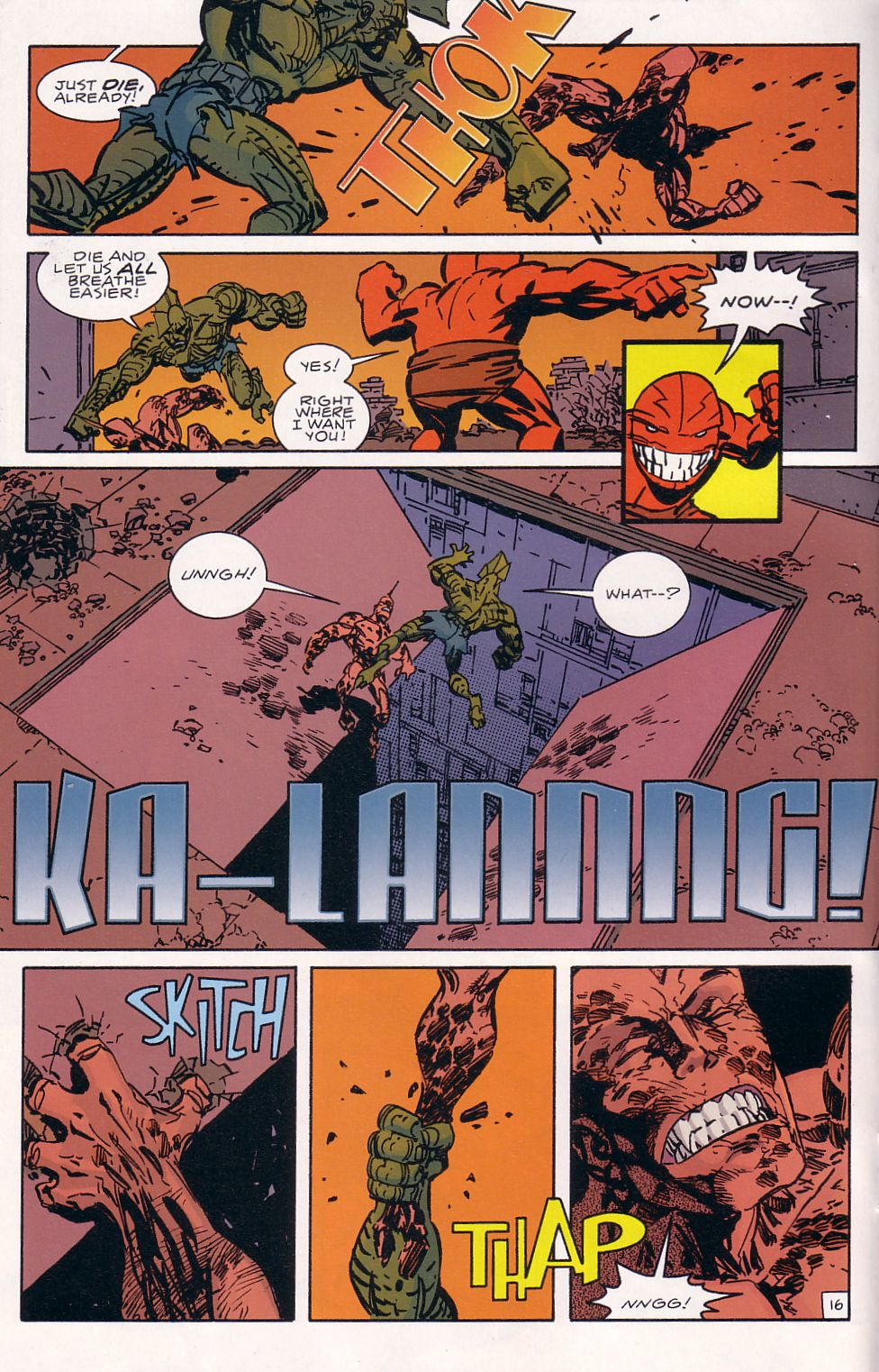 The Savage Dragon (1993) Issue #111 #114 - English 19