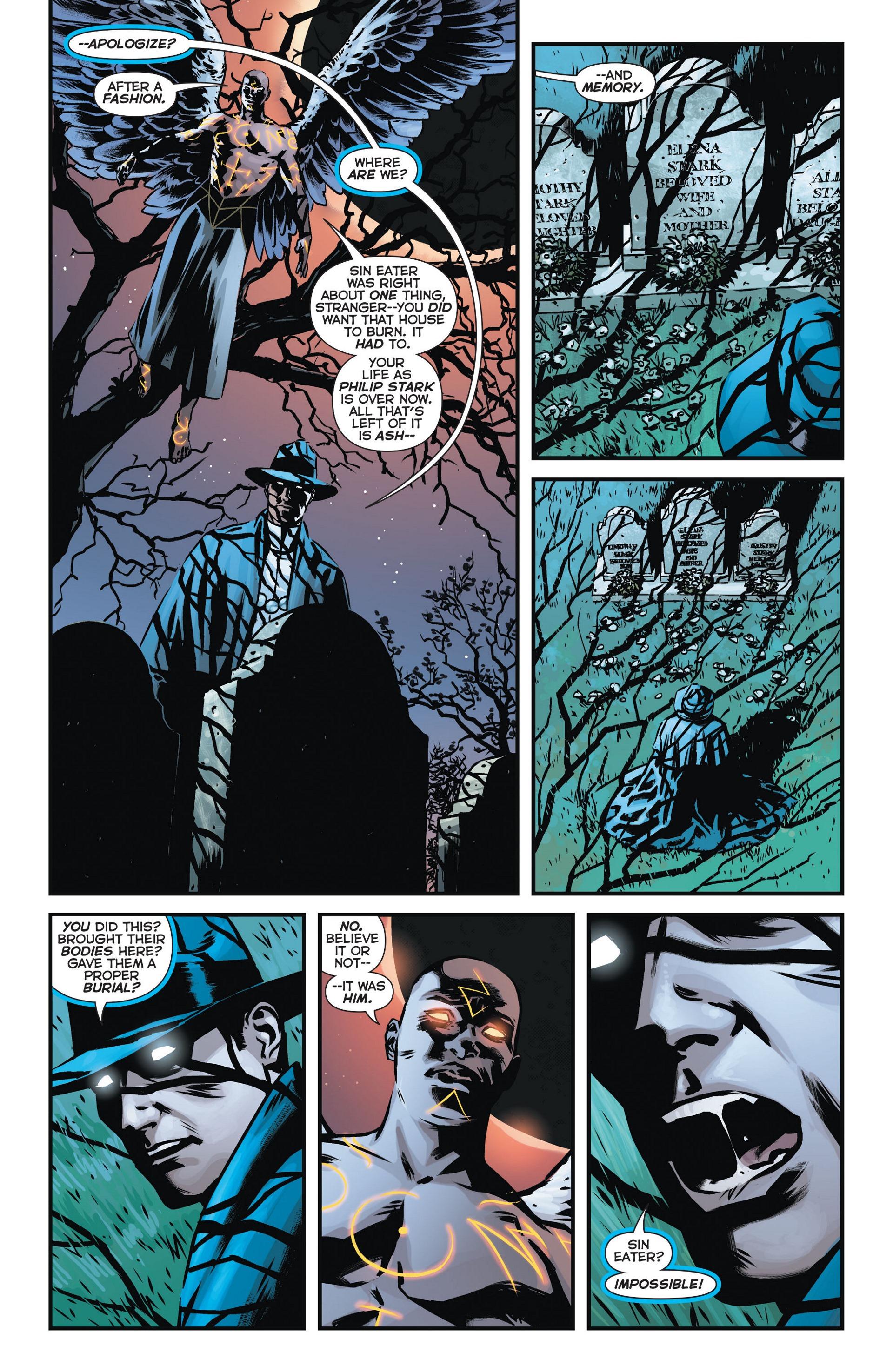 Read online Trinity of Sin: The Phantom Stranger comic -  Issue #13 - 6