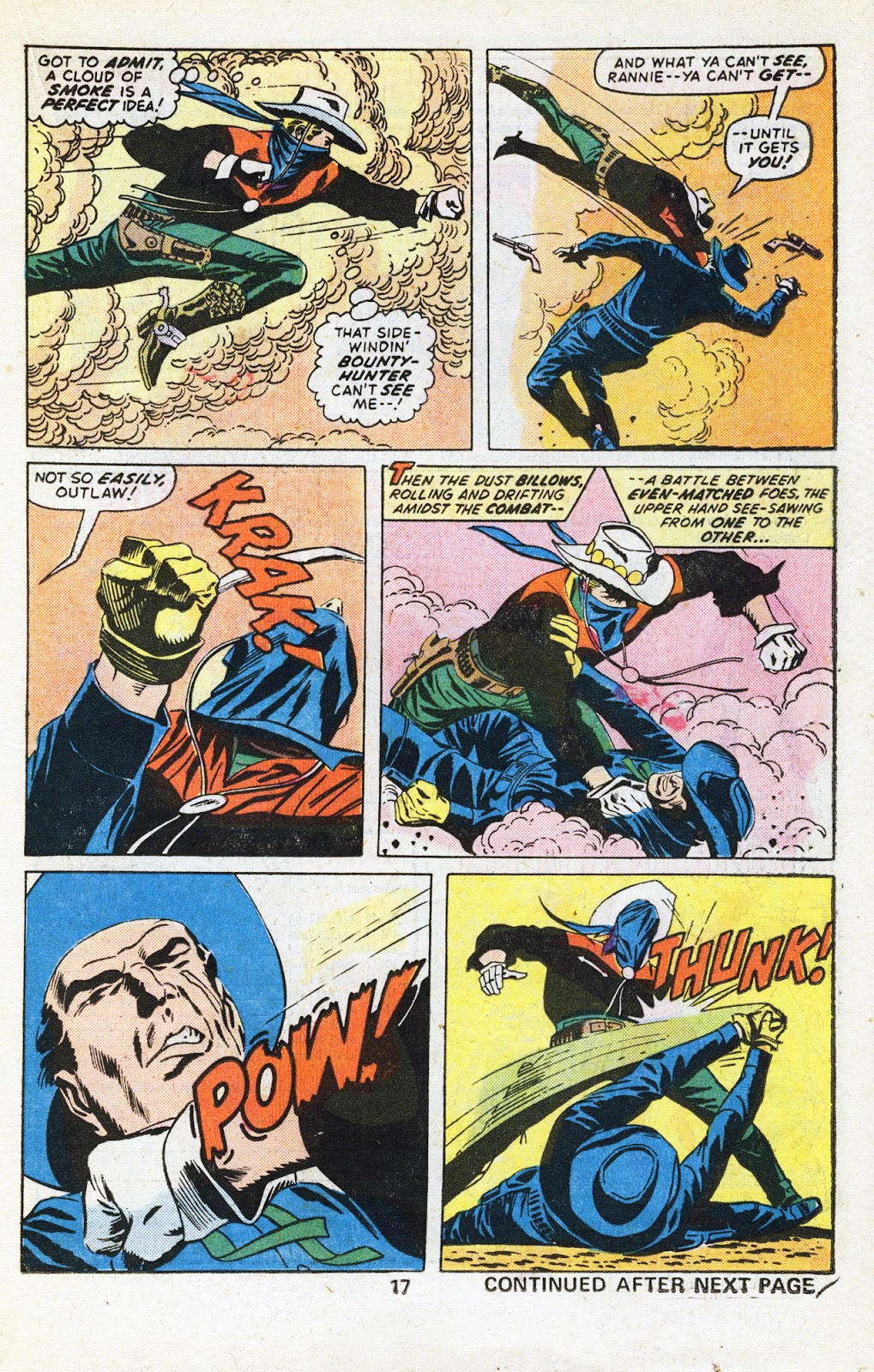 The Outlaw Kid (1970) issue 29 - Page 19