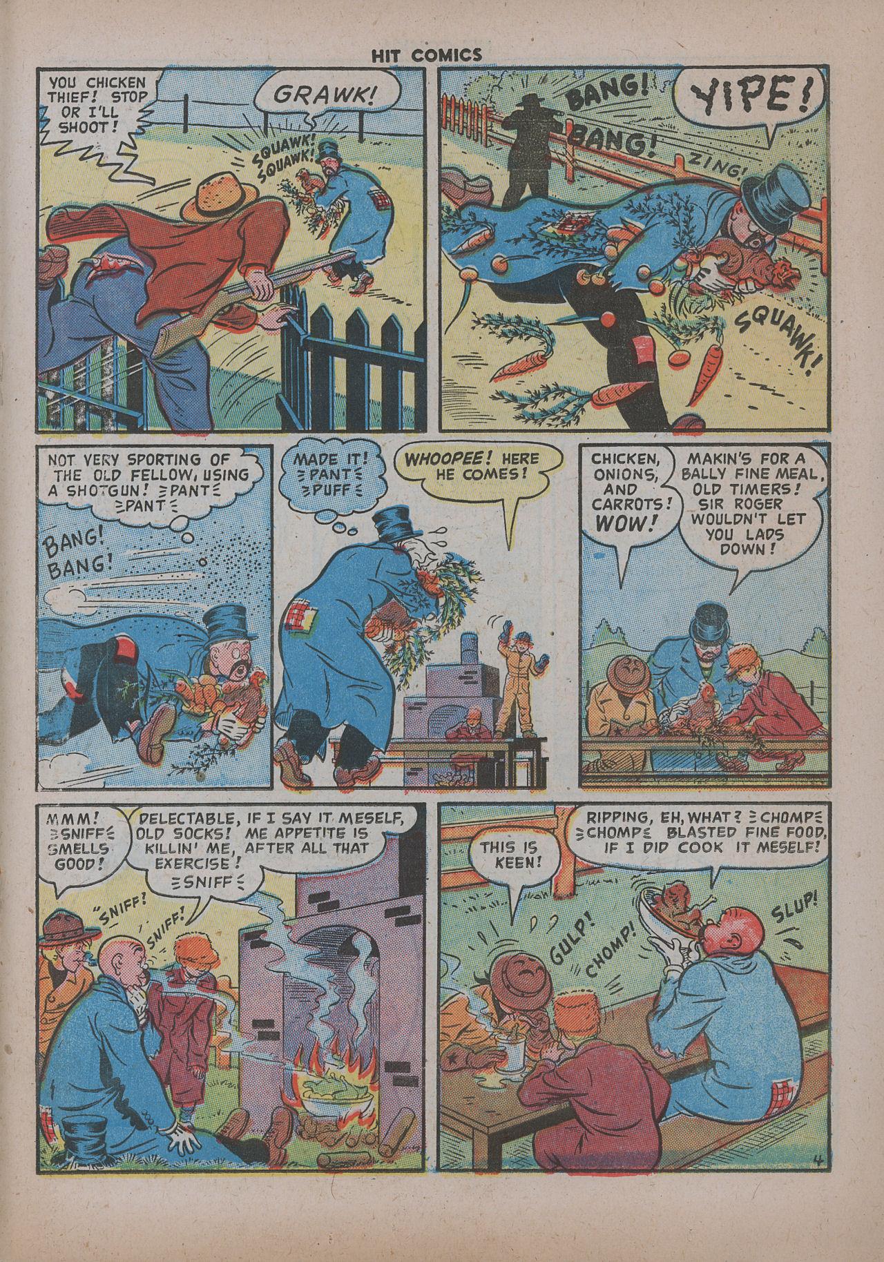 Read online Hit Comics comic -  Issue #62 - 20