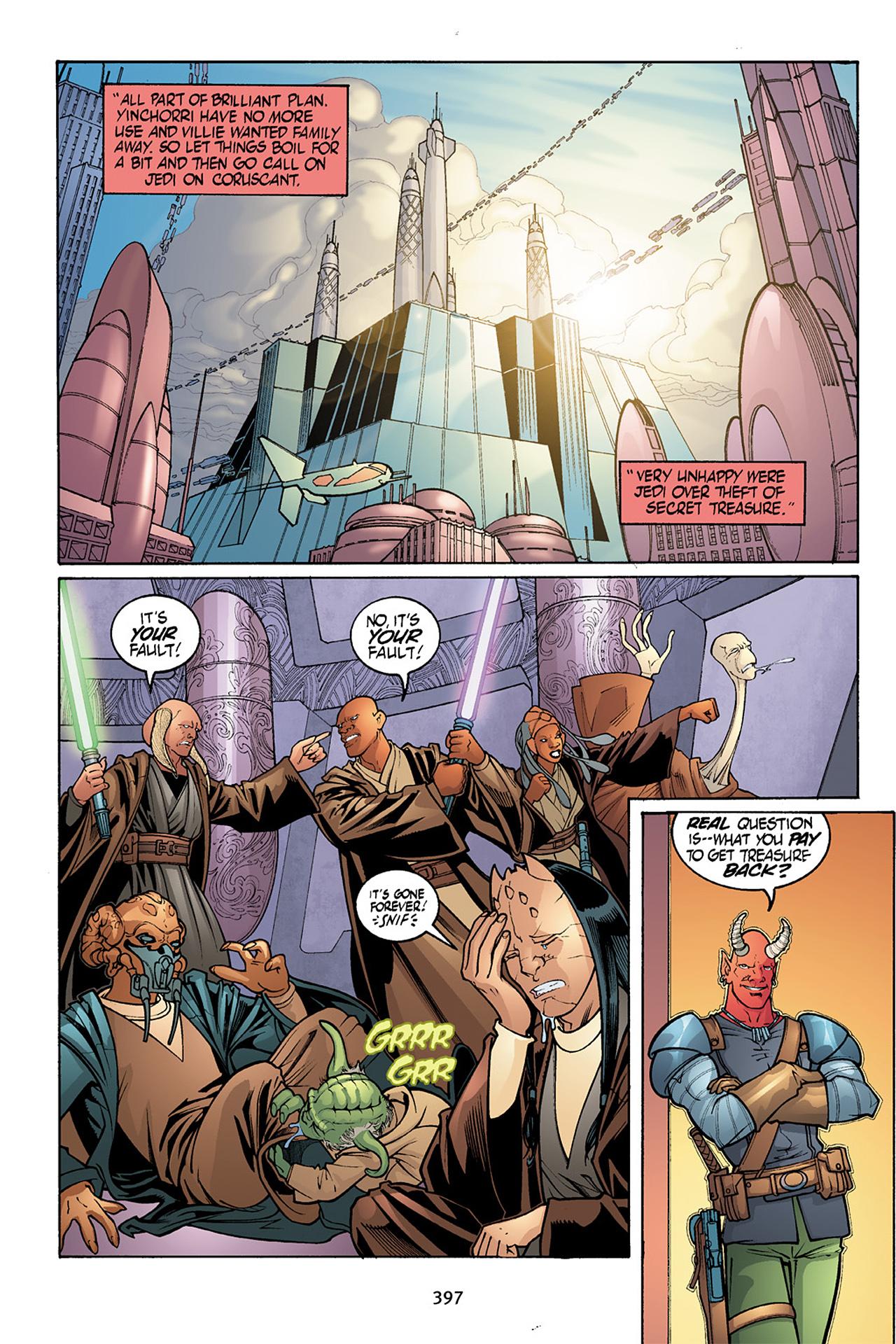 Read online Star Wars Omnibus comic -  Issue # Vol. 15.5 - 115