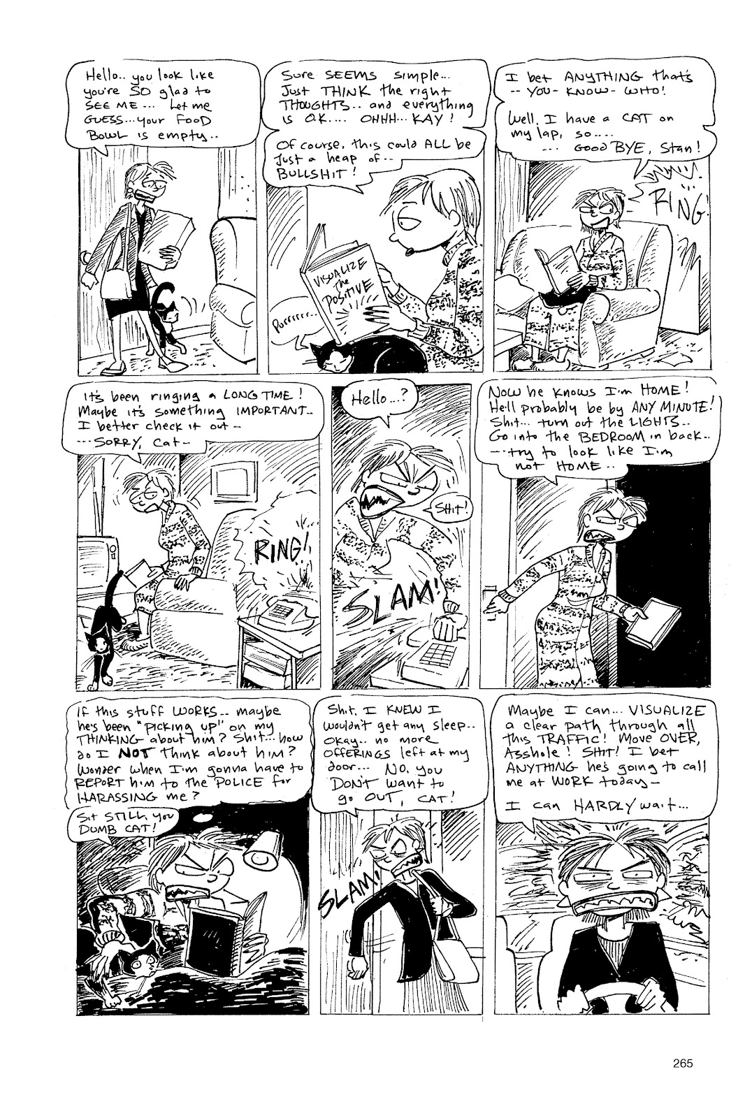 Read online Life's a Bitch: The Complete Bitchy Bitch Stories comic -  Issue # TPB (Part 3) - 59