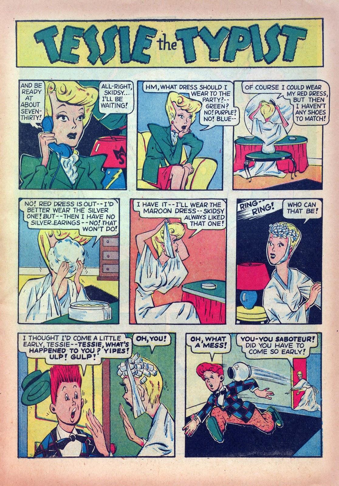 Read online Joker Comics comic -  Issue #9 - 13