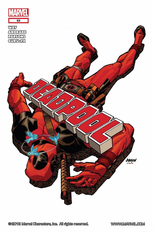 Read online Deadpool (2008) comic -  Issue #63 - 1