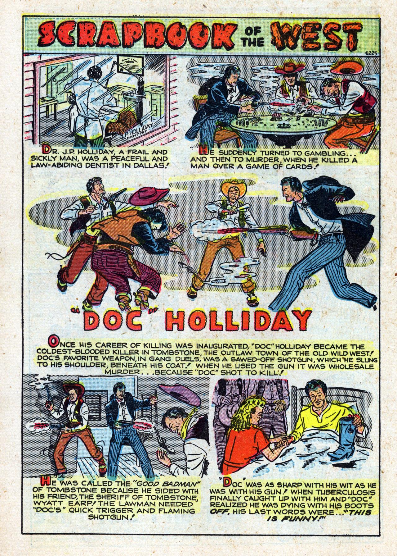 Read online Two-Gun Kid comic -  Issue #10 - 22