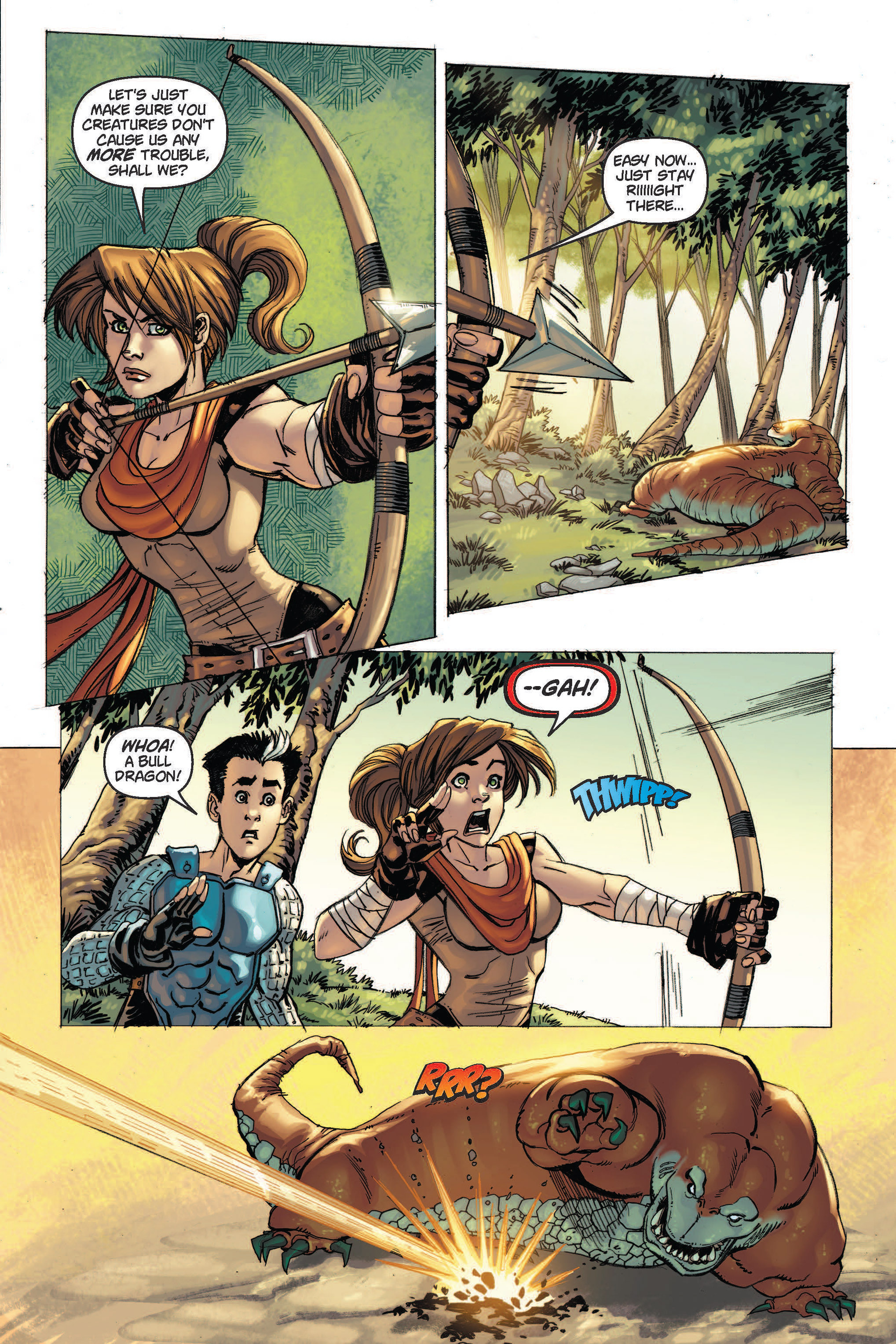 Read online Skyward comic -  Issue #2 - 4