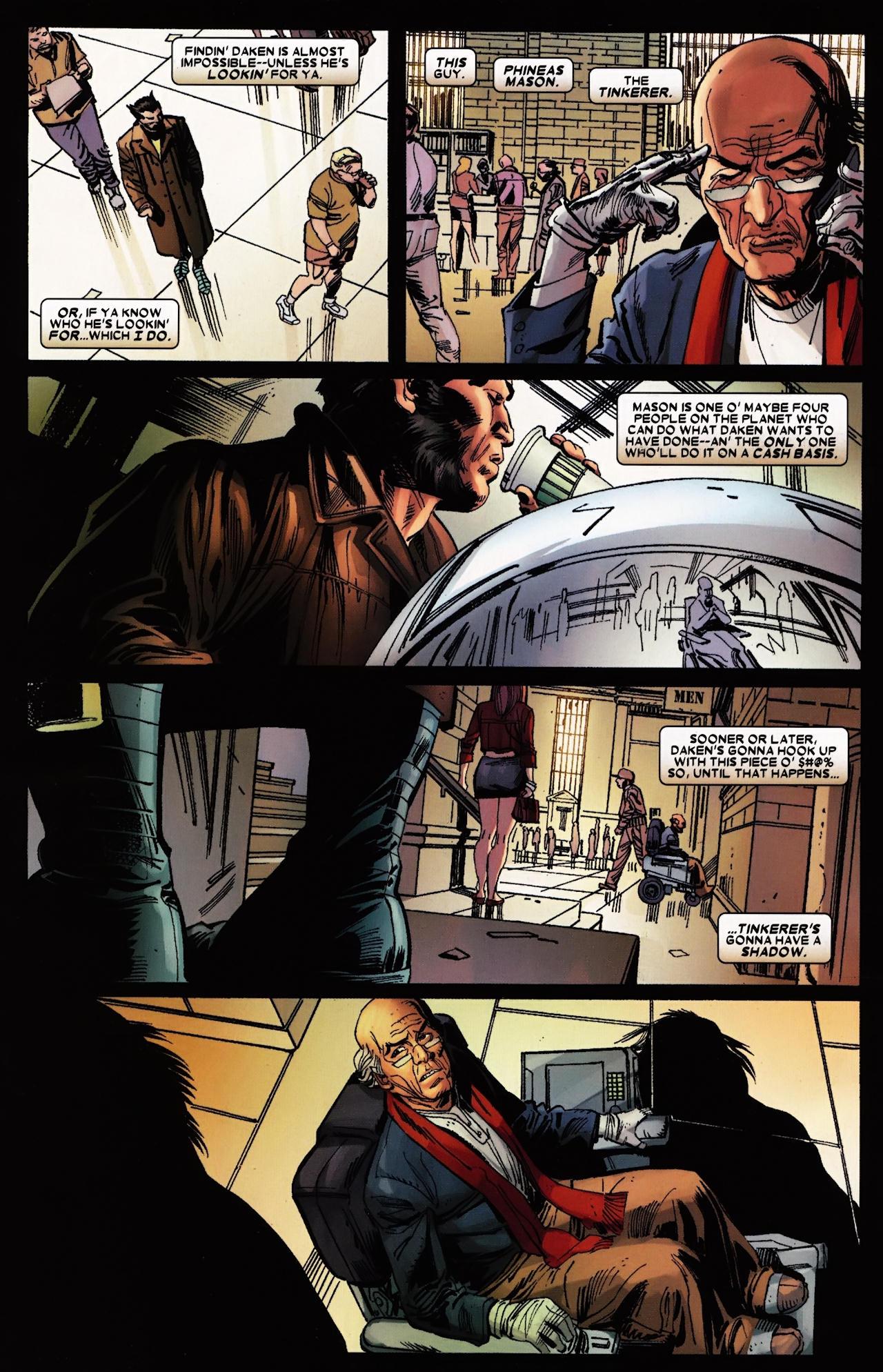 Read online Wolverine: Origins comic -  Issue #35 - 17