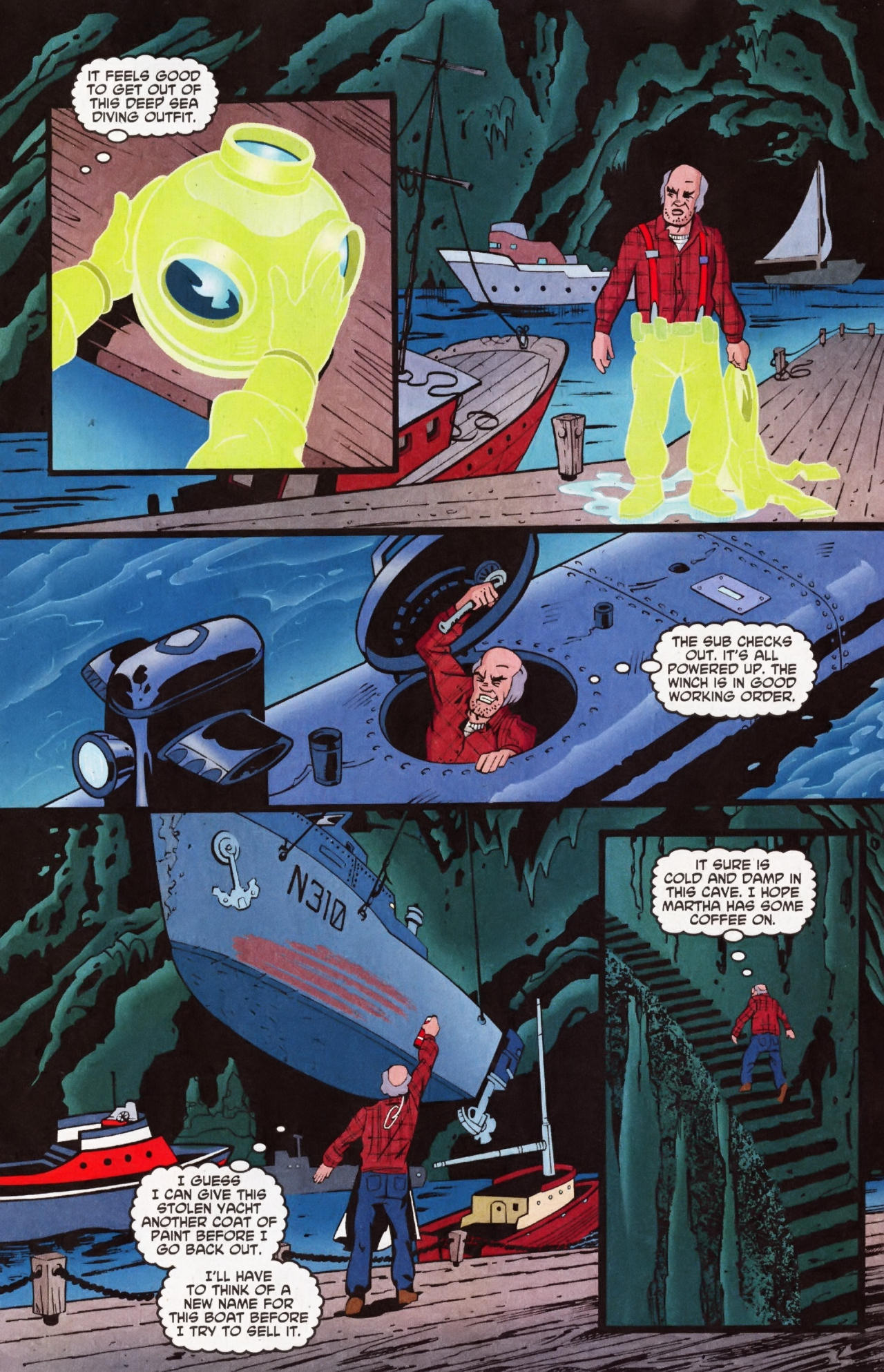 Read online Scooby-Doo (1997) comic -  Issue #135 - 5