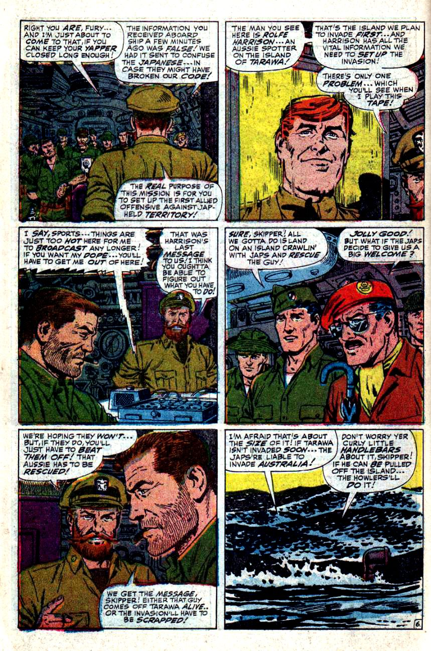 Read online Sgt. Fury comic -  Issue #49 - 10