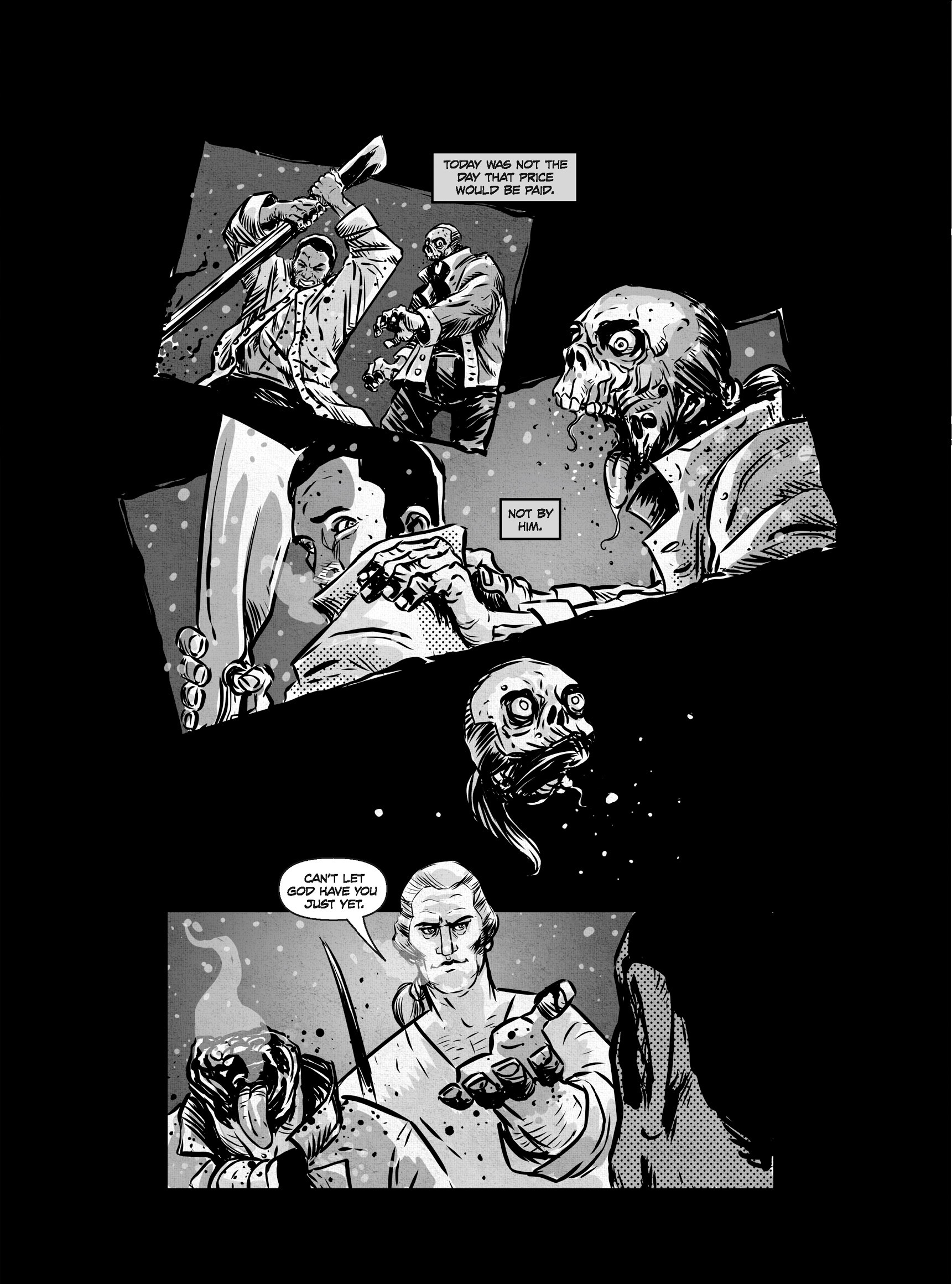 Read online FUBAR comic -  Issue #3 - 74