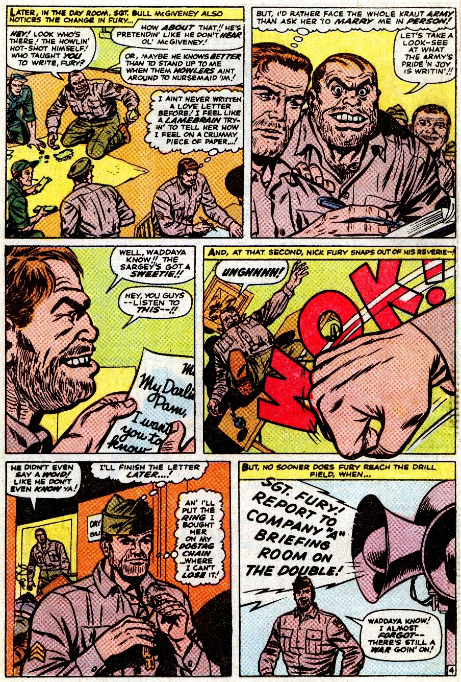 Sgt. Fury issue _Special_6 - Page 16