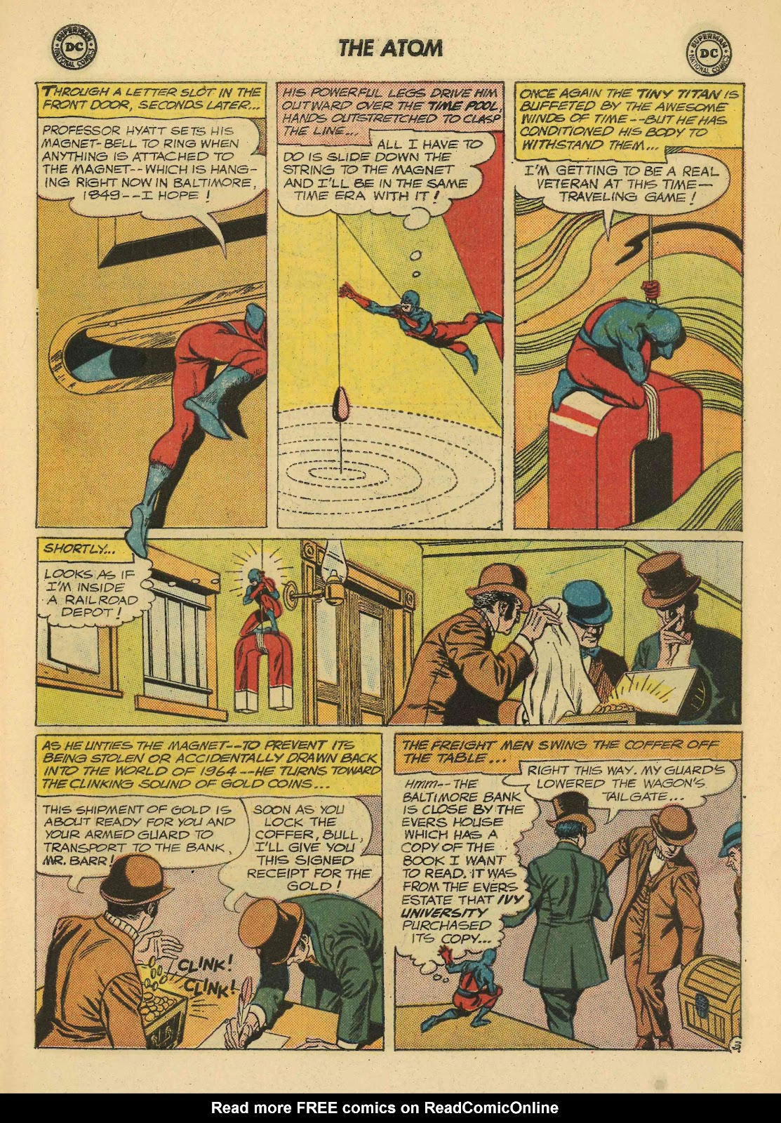 The Atom issue 12 - Page 23