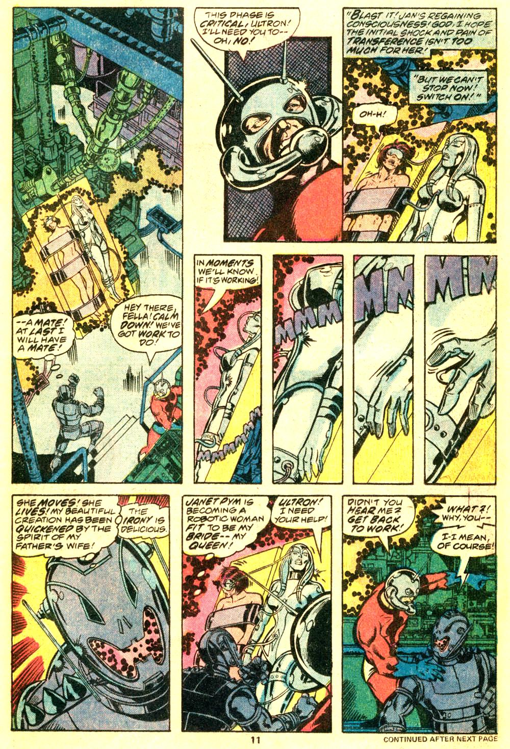 The Avengers (1963) 162 Page 7