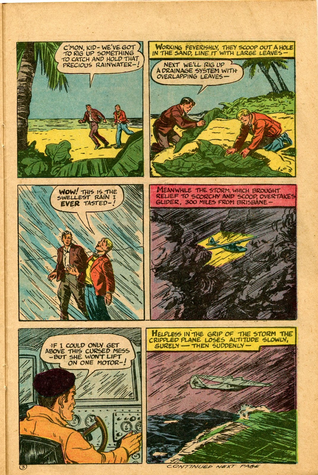 Read online Famous Funnies comic -  Issue #136 - 23