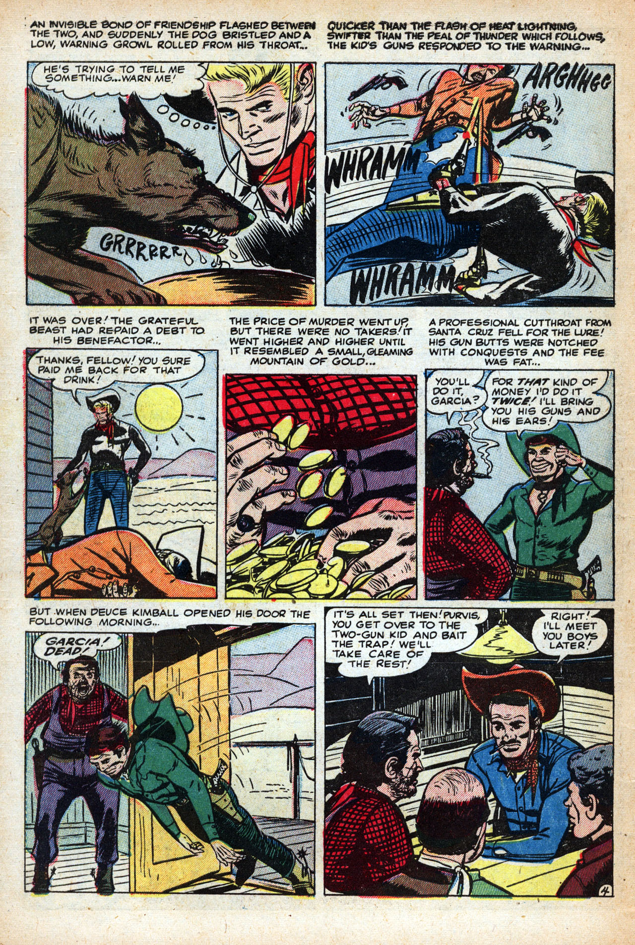 Read online Two-Gun Kid comic -  Issue #15 - 30