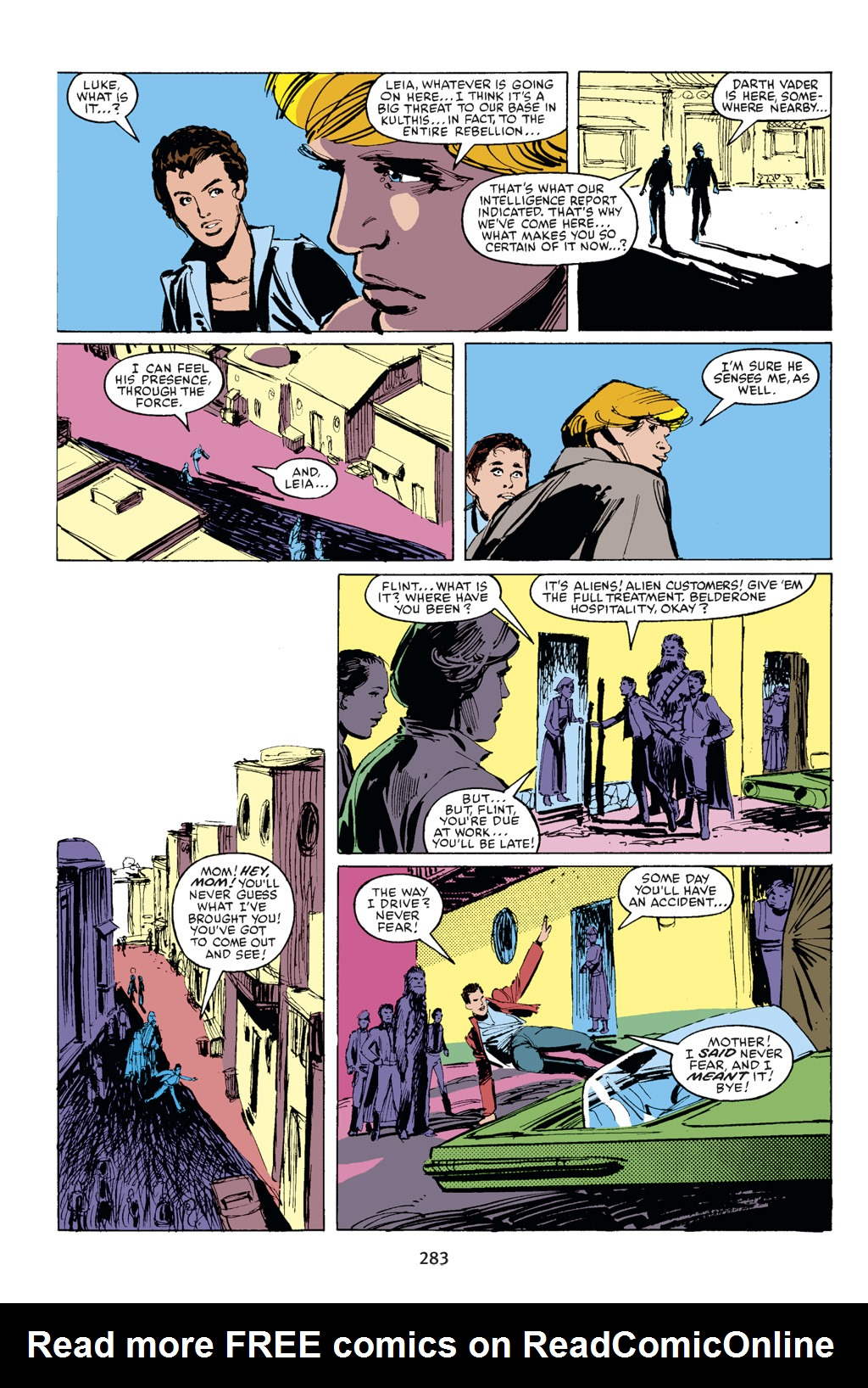 Read online Star Wars Omnibus comic -  Issue # Vol. 18.5 - 3