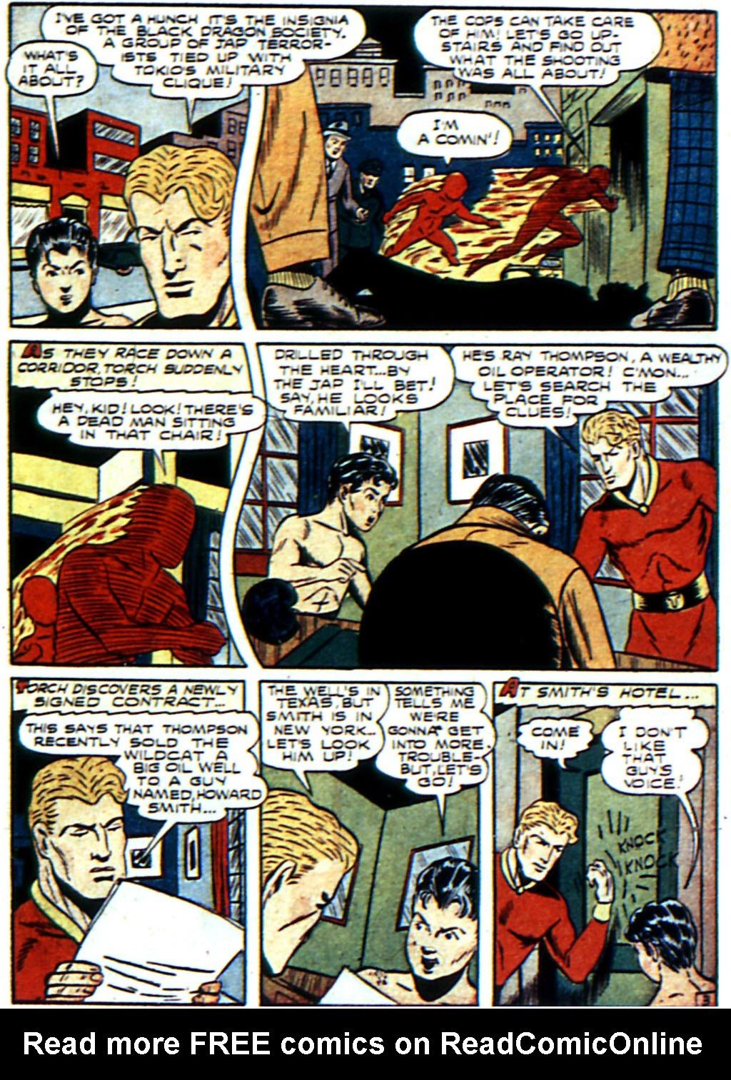 Read online All-Winners Comics comic -  Issue #3 - 6