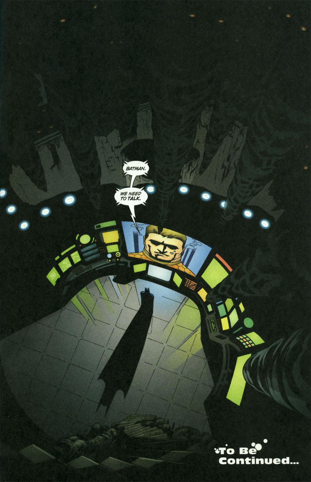 Read online Aquaman (2003) comic -  Issue #21 - 23