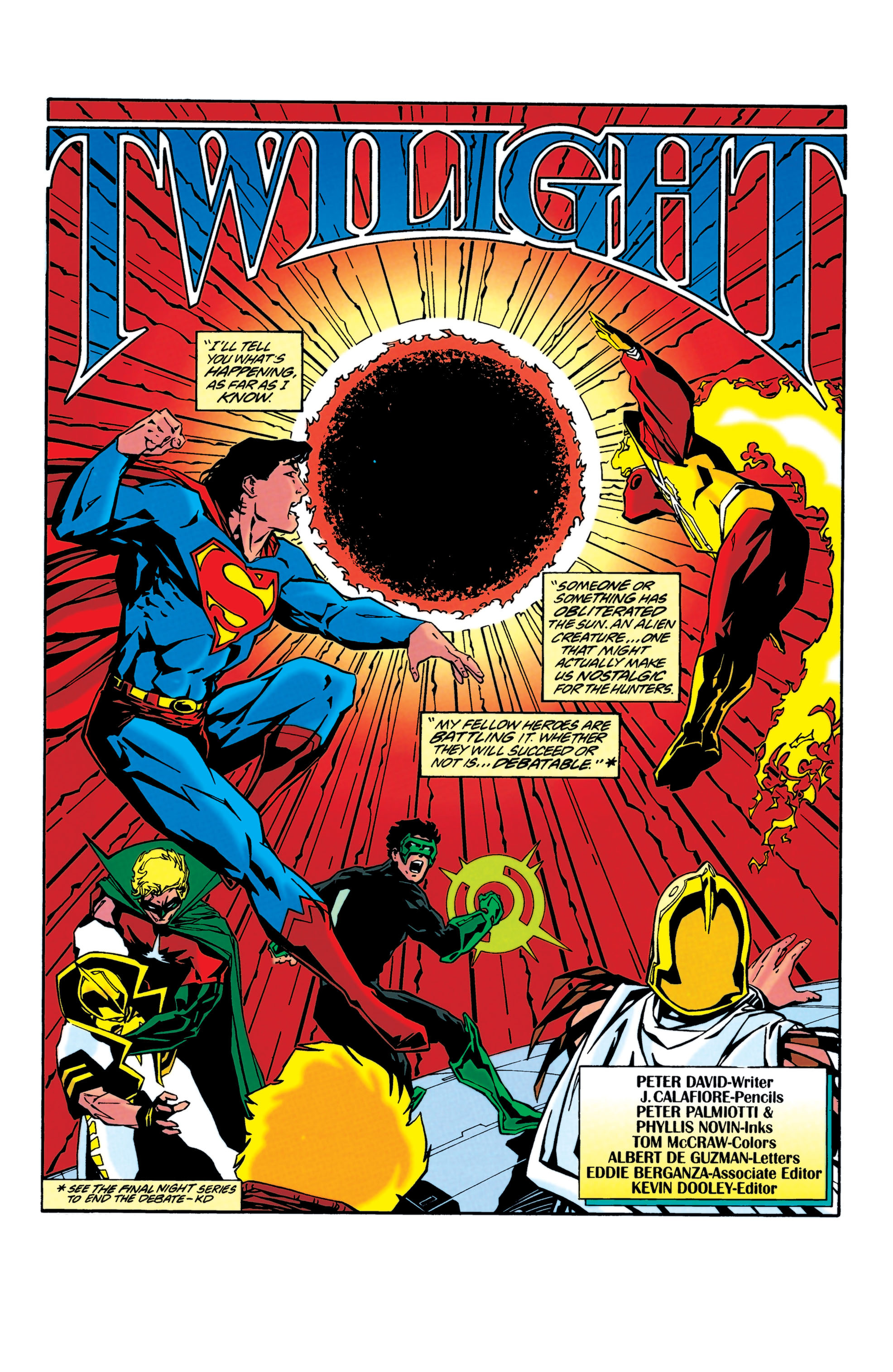 Read online Aquaman (1994) comic -  Issue #26 - 2