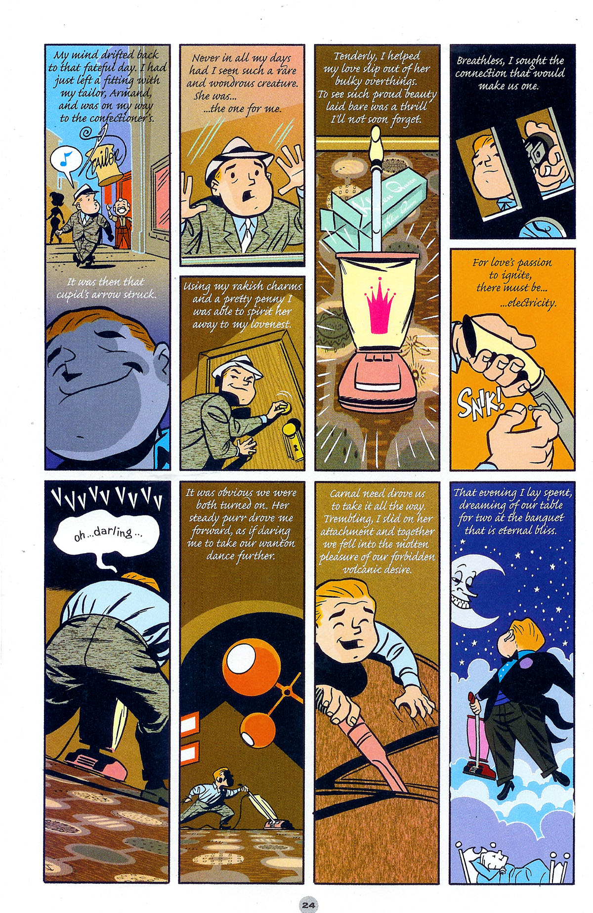 Read online Solo (2004) comic -  Issue #5 - 24