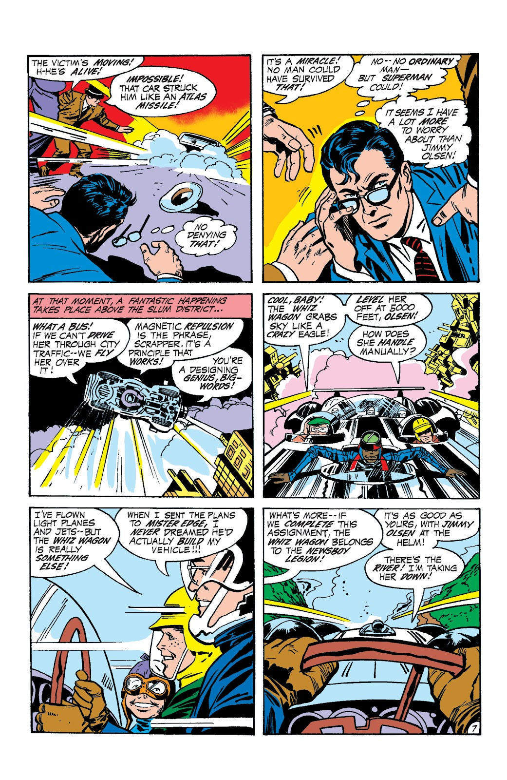 Read online Superman's Pal, Jimmy Olsen by Jack Kirby comic -  Issue # TPB (Part 1) - 15