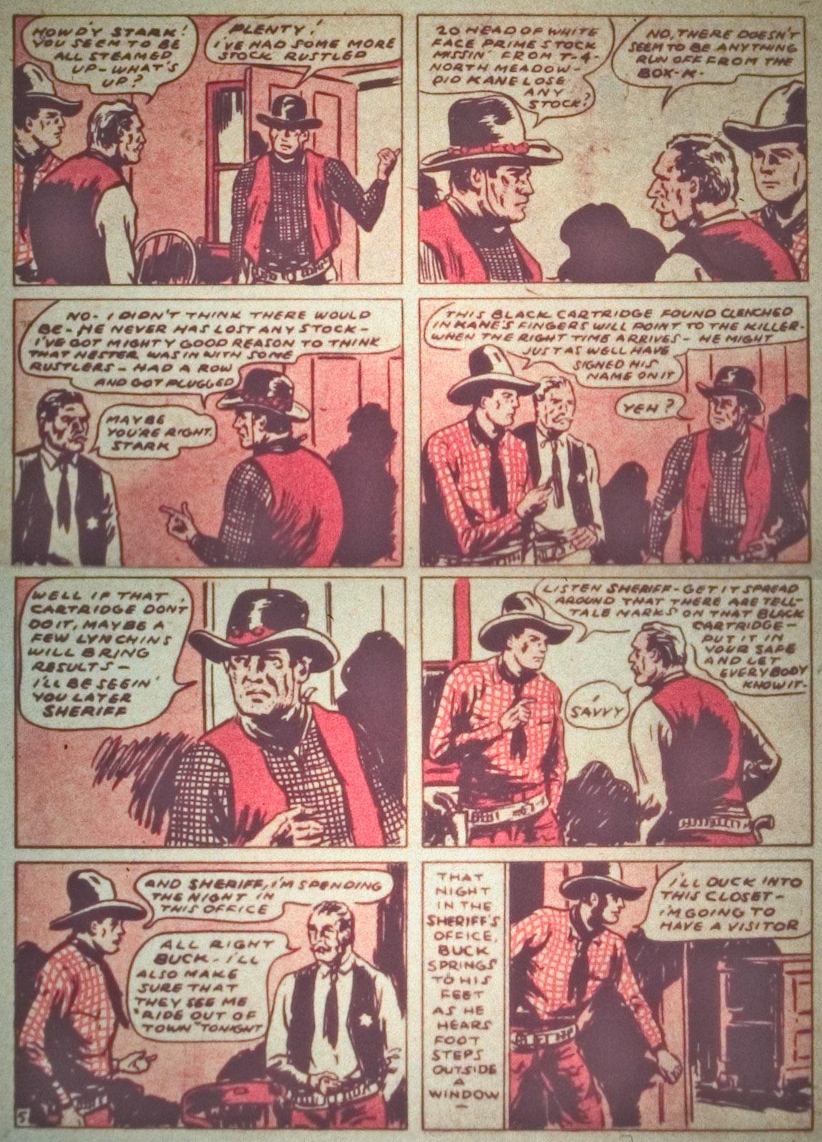 Read online Detective Comics (1937) comic -  Issue #27 - 21