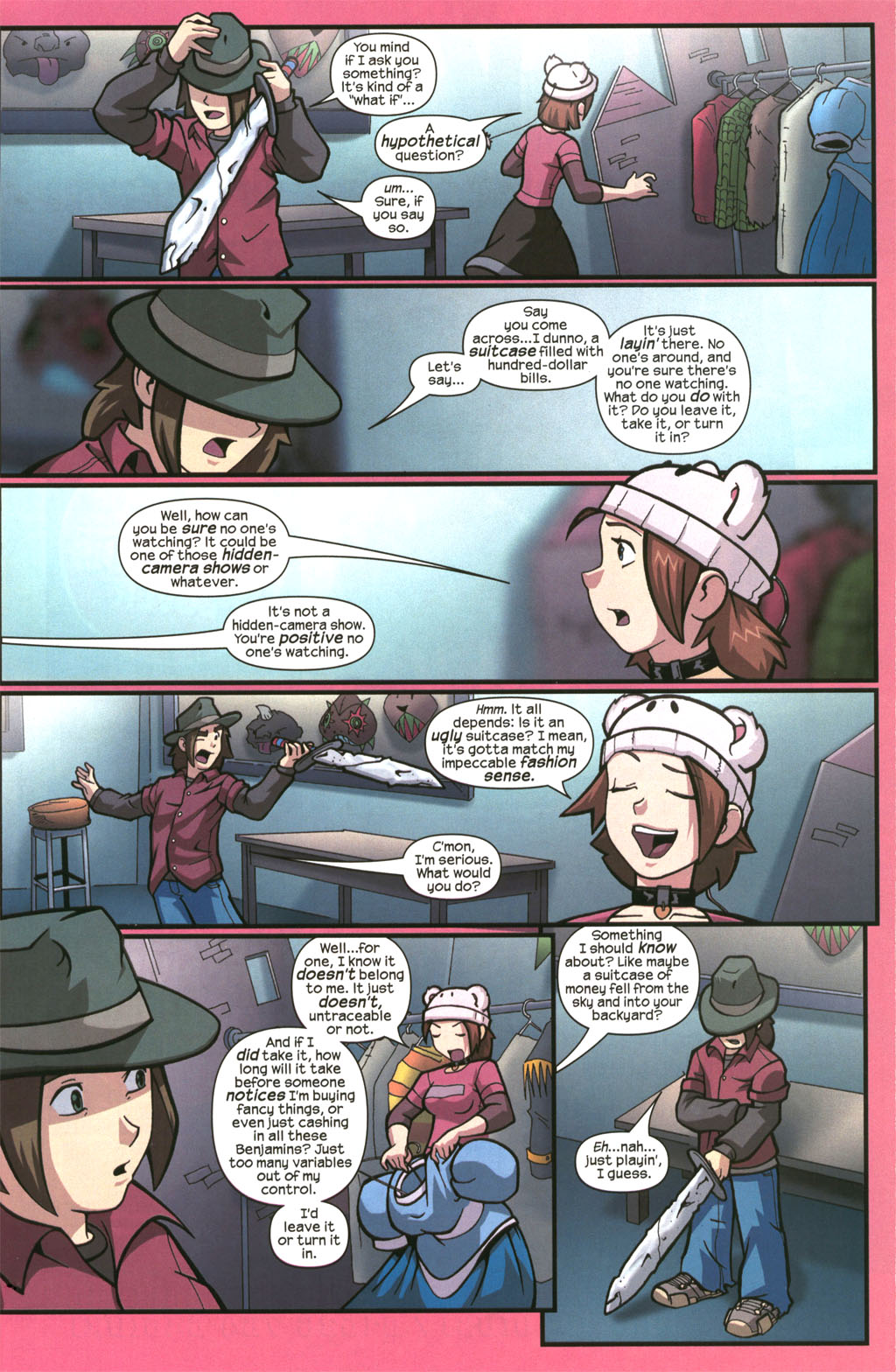 Read online Sentinel comic -  Issue #3 - 18