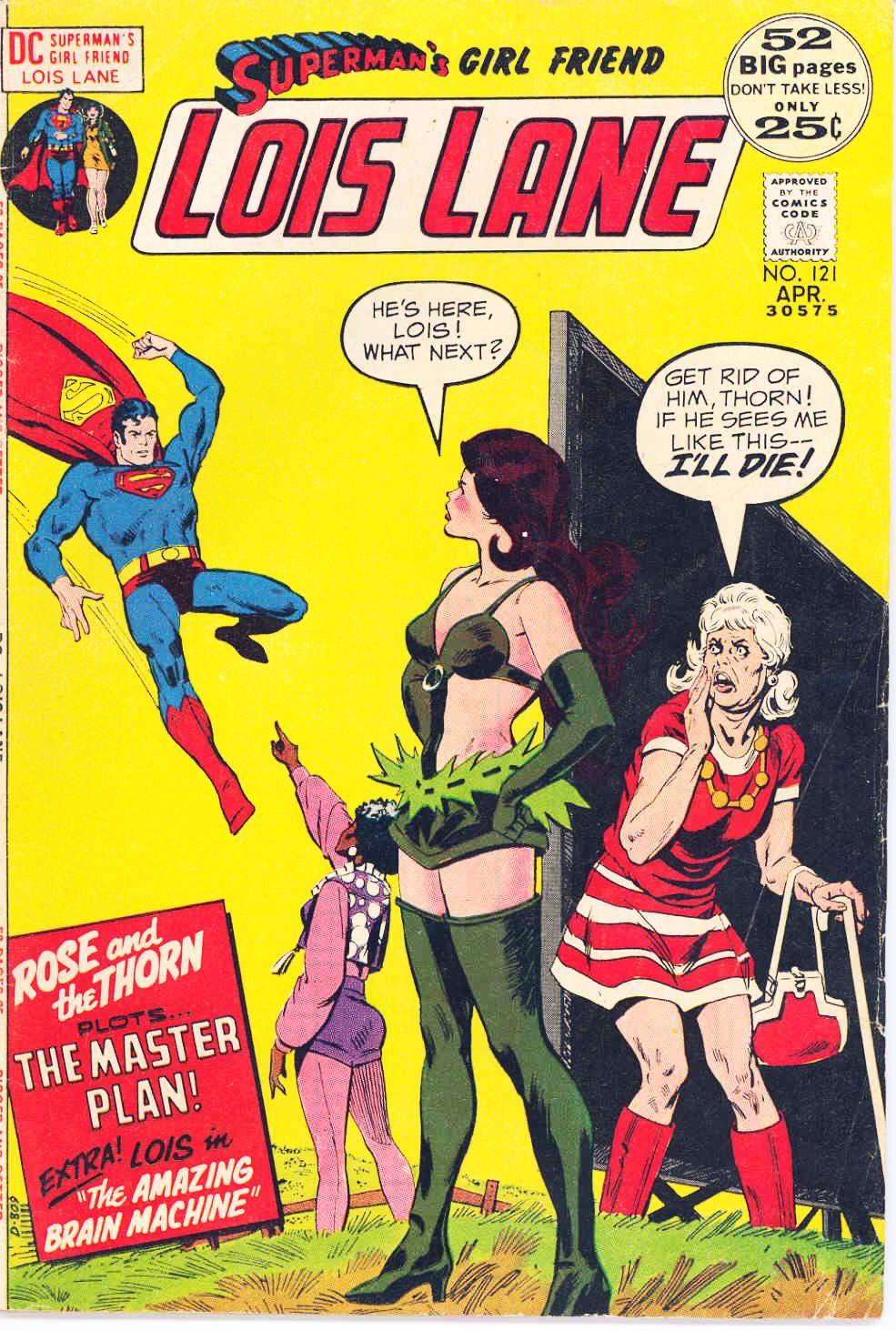 Supermans Girl Friend, Lois Lane 121 Page 1