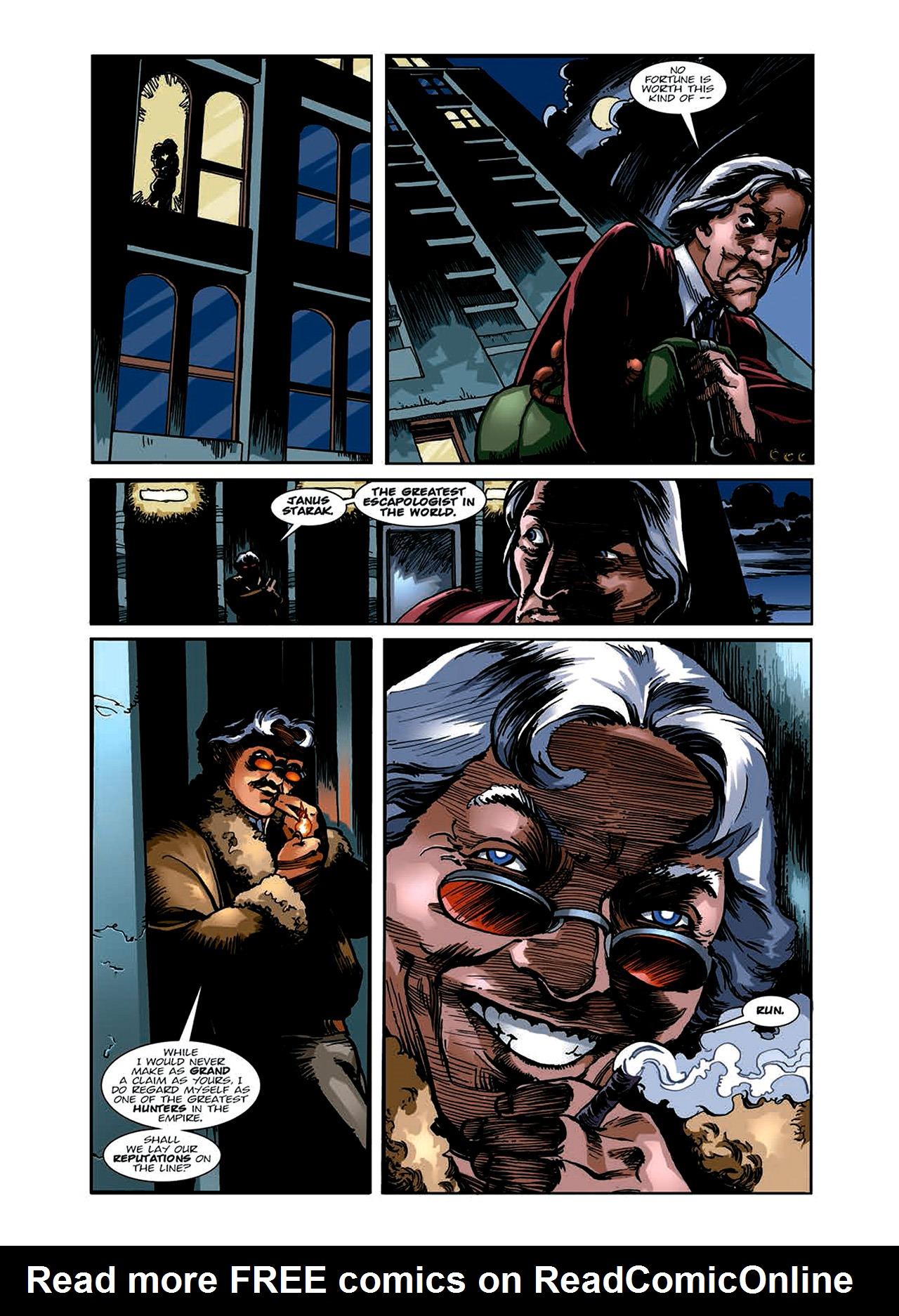 Read online Nikolai Dante comic -  Issue # TPB 6 - 66
